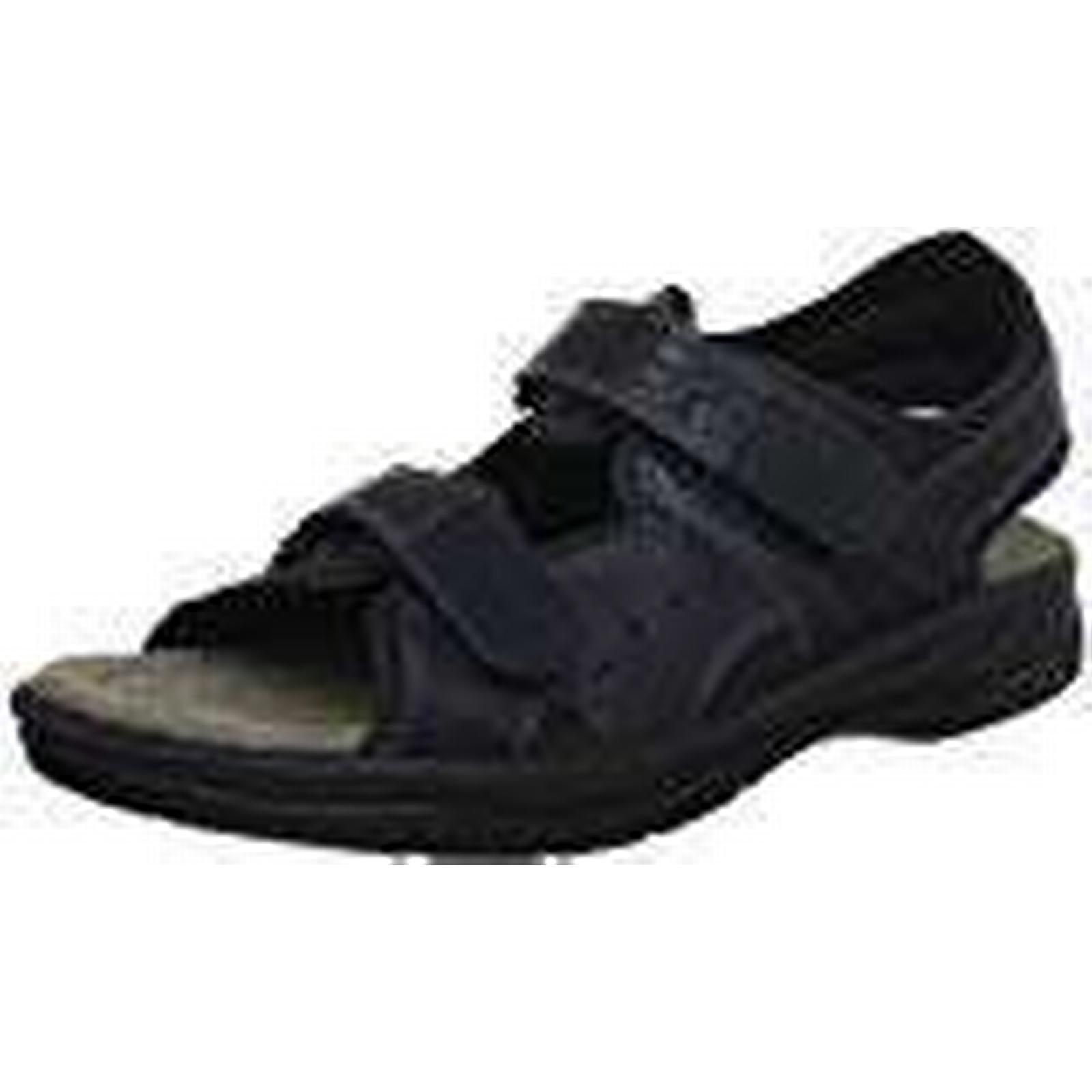 Jomos Men's Activa 3 Sandals 12 Black Size: 12 Sandals 58d0fa