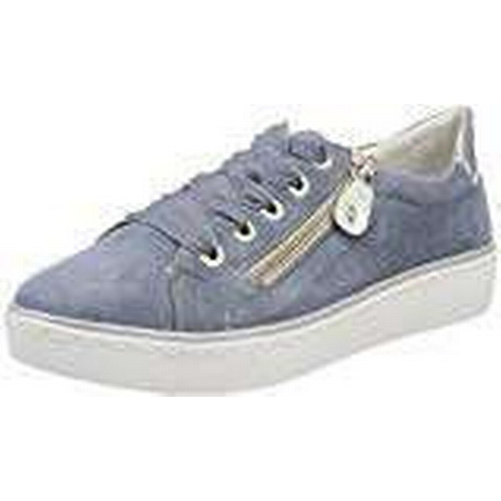 Remonte Women's R5501 Trainers, 4 Blue (bleu/Argento 13), 4 UK 4 Trainers, UK ea68b1