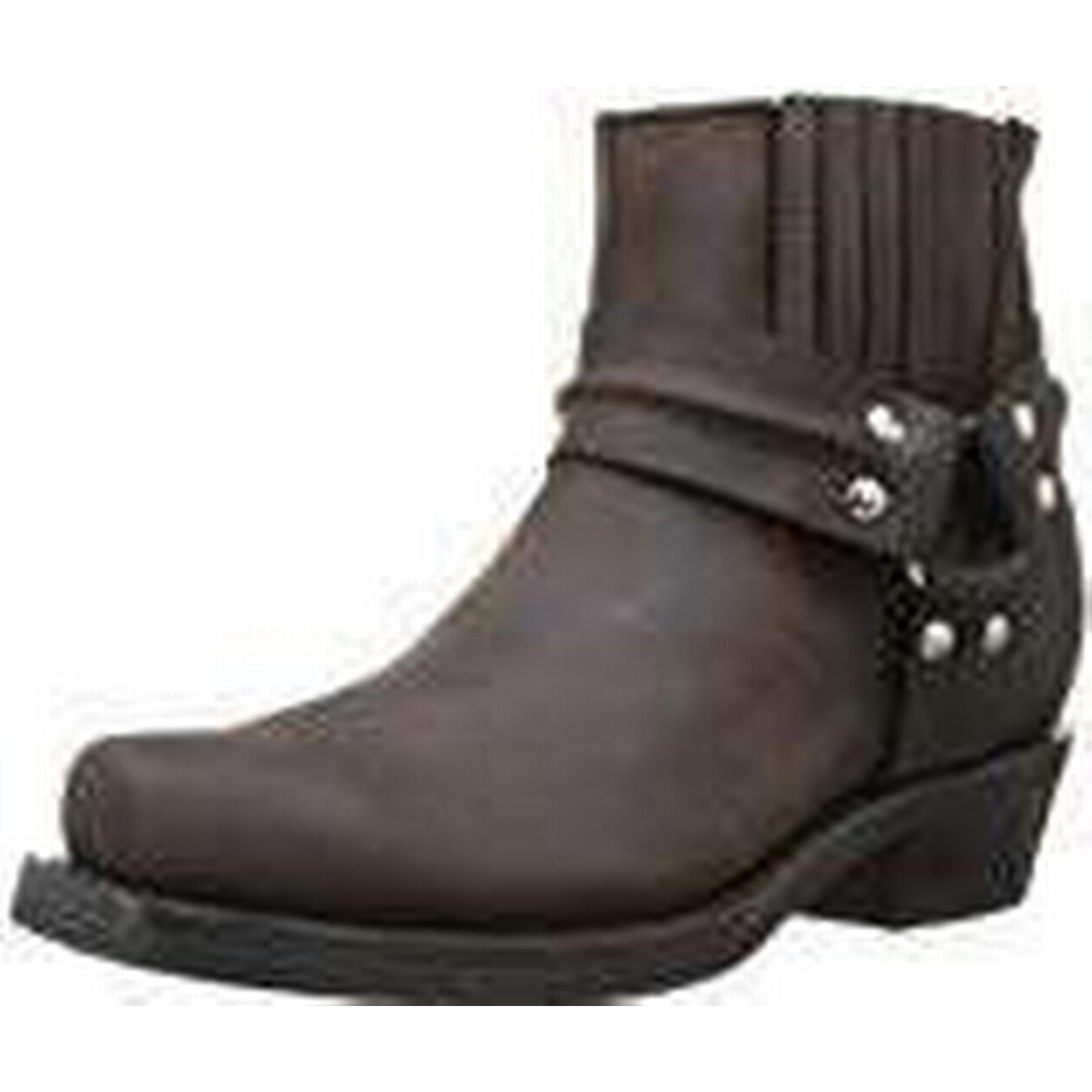 Grinders Renegade L, (Brown), Men's Cowboy Boots, Brown (Brown), L, 9 UK (43 EU) 0b46ed