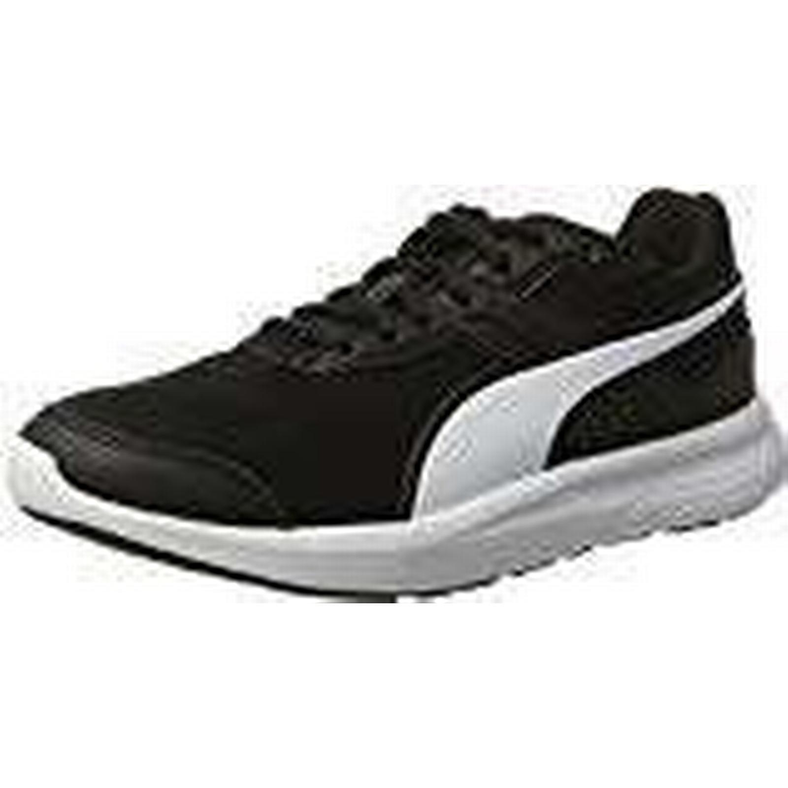 Puma Unisex Adults' Black Escaper Mesh Low-Top Sneakers, Black Adults' White, 3.5 UK 3.5 UK 7a49d8