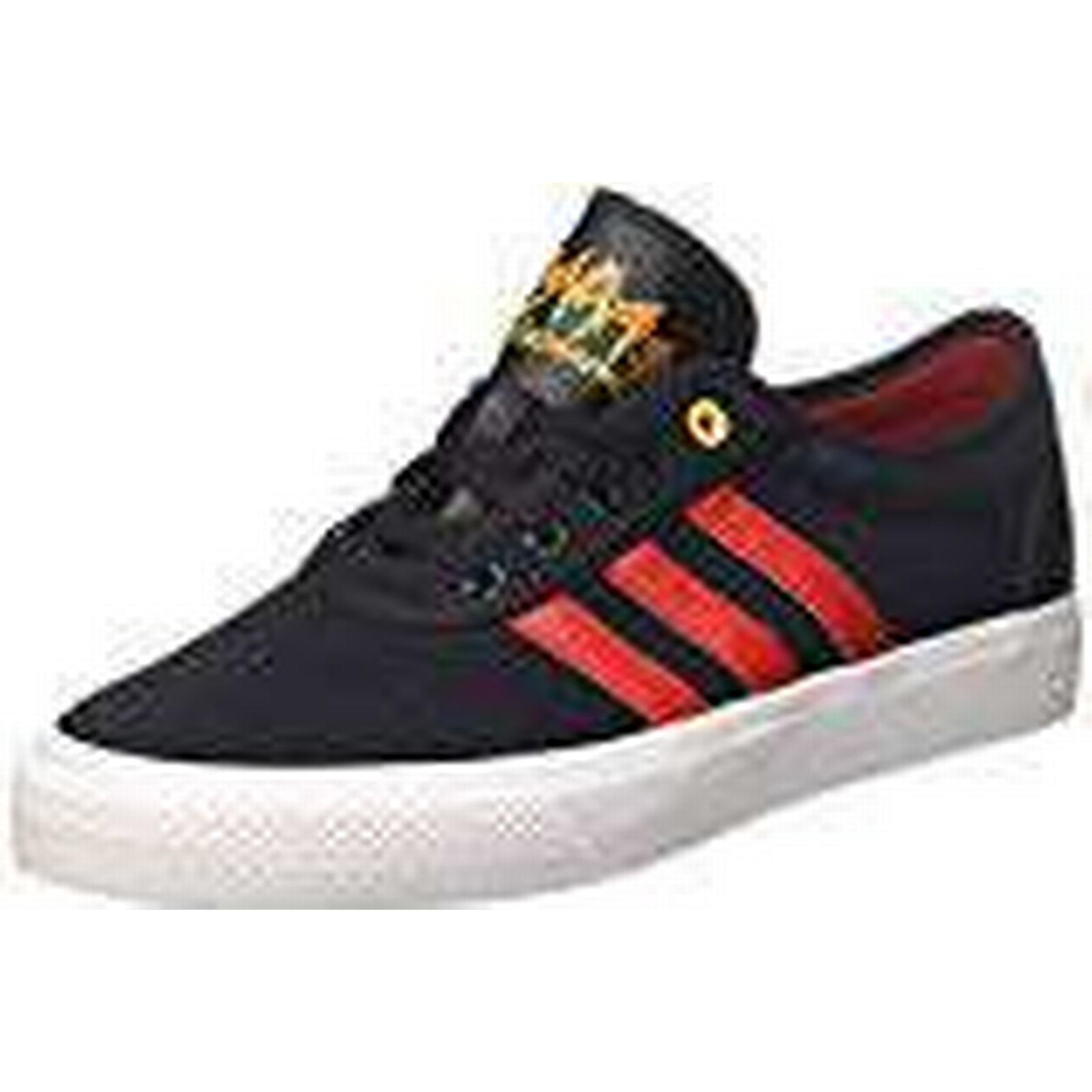 Adidas Men's Adi-Ease Skateboarding Shoes, 10.5 Black Cblack/Scarle/Ftwwht, 10.5 UK 10.5 Shoes, UK fb7c62