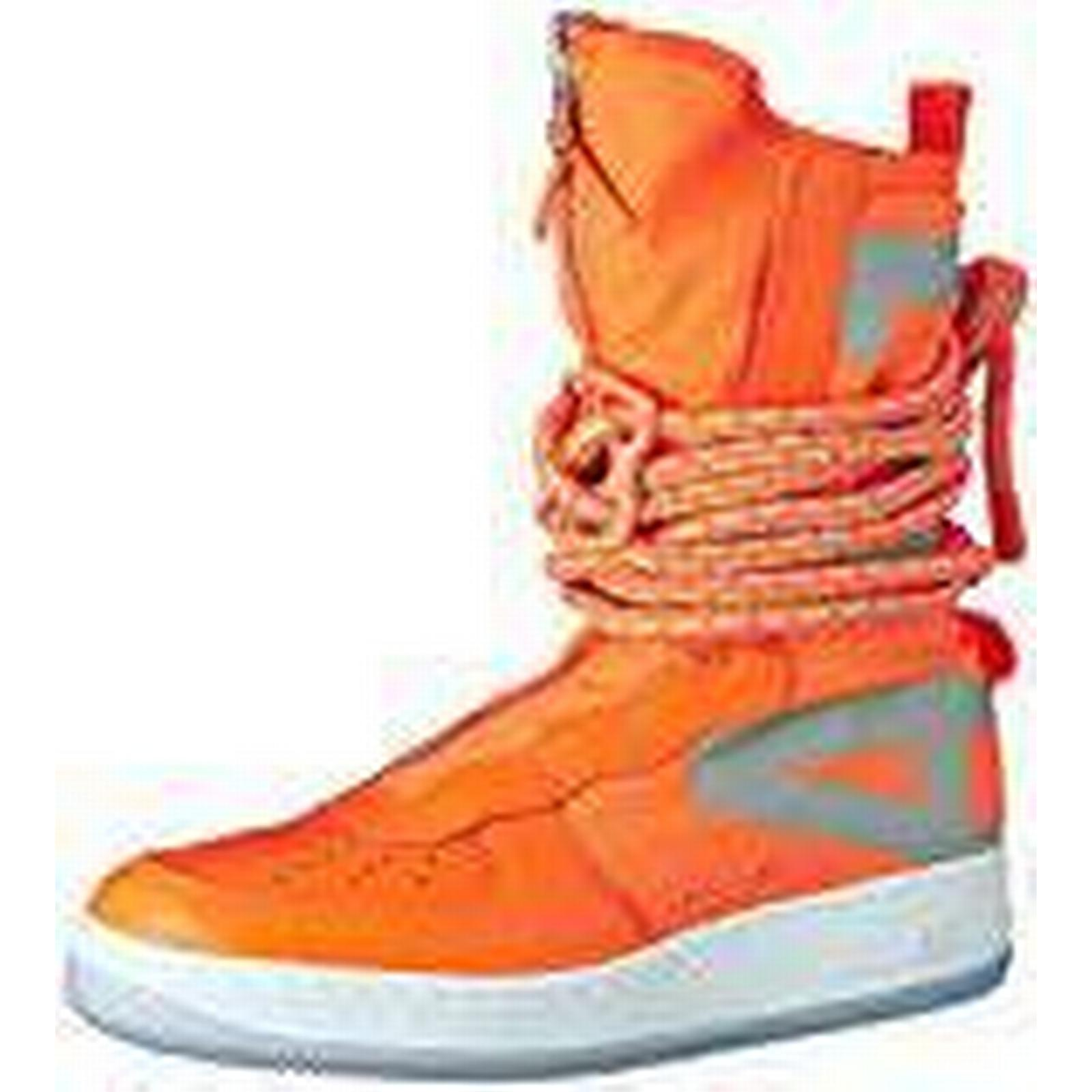 NIKE Men''s Sf Af1 Hi Orangetotal Gymnastics Shoes, Orange (Total Orangetotal Hi Orangewhite), 8 UK 069e46
