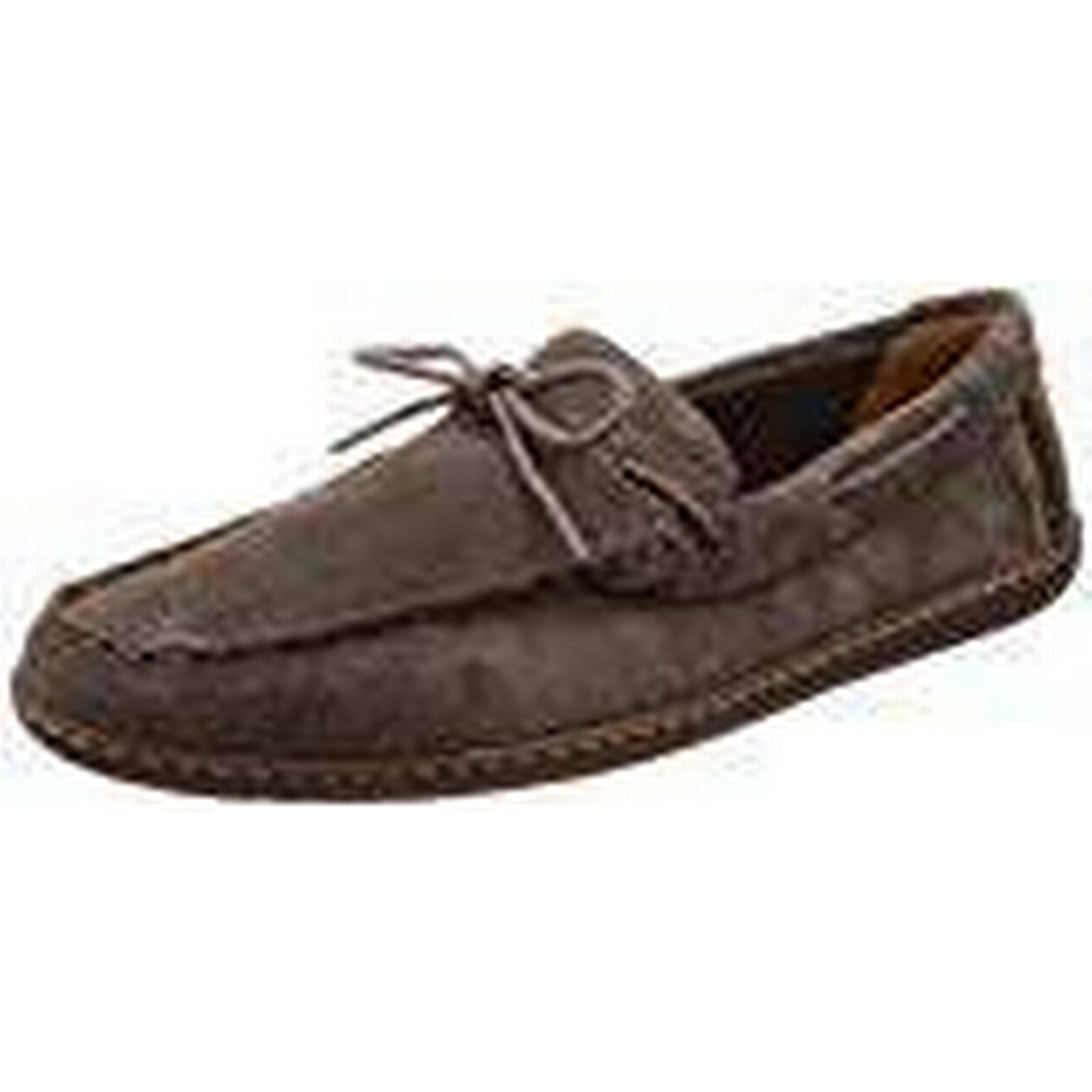 Clarks Men's Saltash Edge Loafers, UK (Dark Grey SDE-), 11 UK Loafers, 11 UK 49f9f8