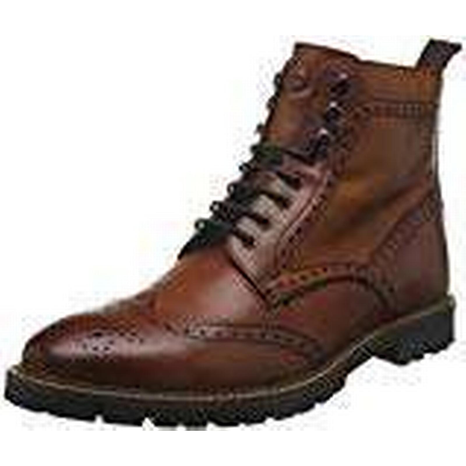 Base Beige London Mens RP05 Boots Beige Base Size: 6 UK 47cb06