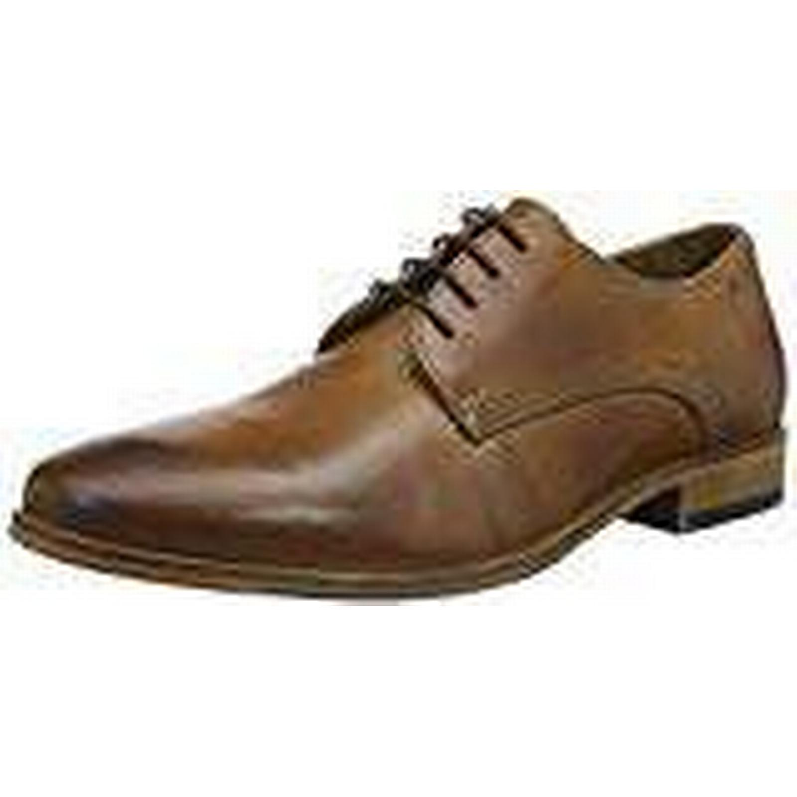 Salamander Men''s Steen Derbys, UK Brown (Cognac 4), 9.5 UK Derbys, 9 UK 7ace2f