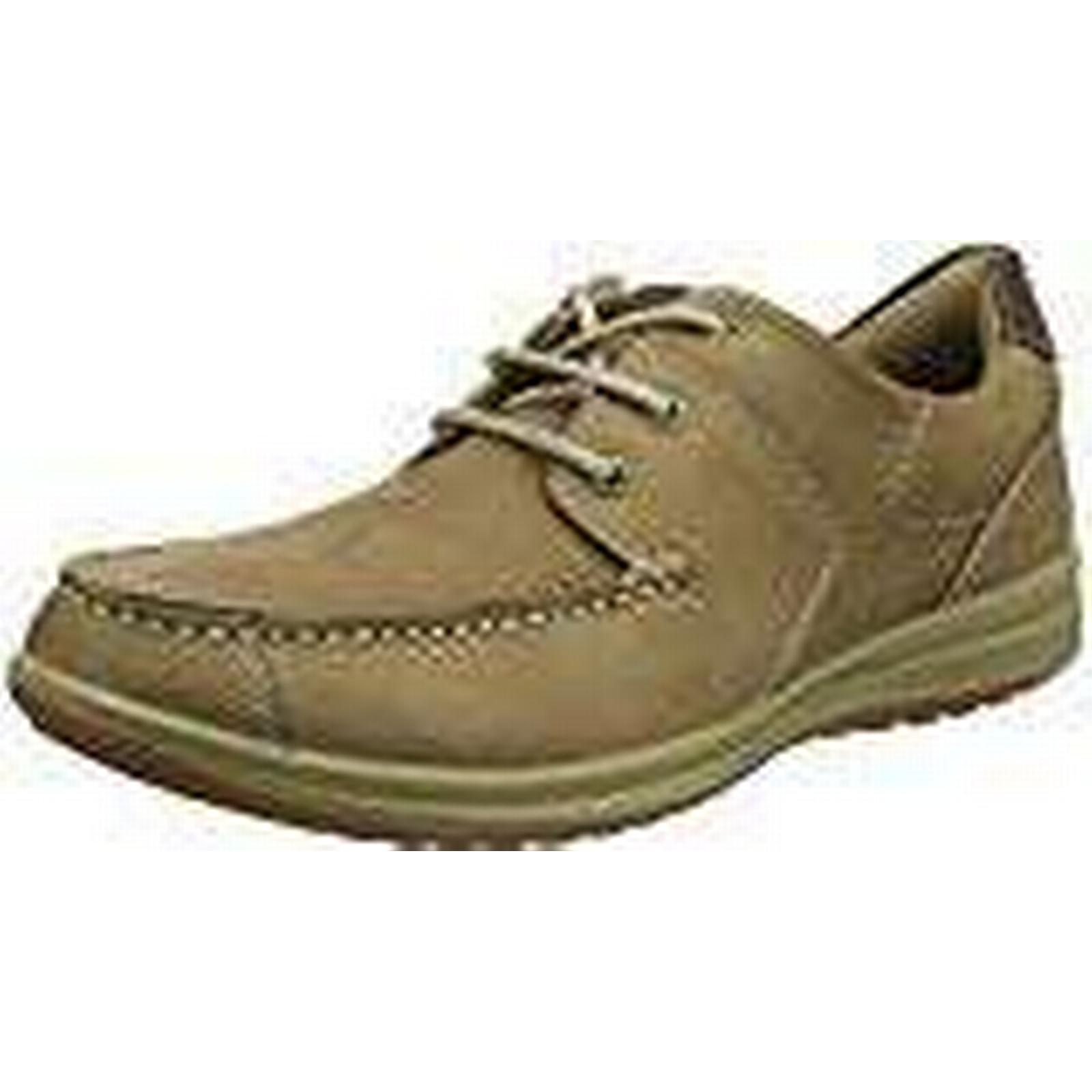 Hush Puppies 12 Men's Runner Moccasins, Brown (Taupe), 12 Puppies UK 47 EU acce9c