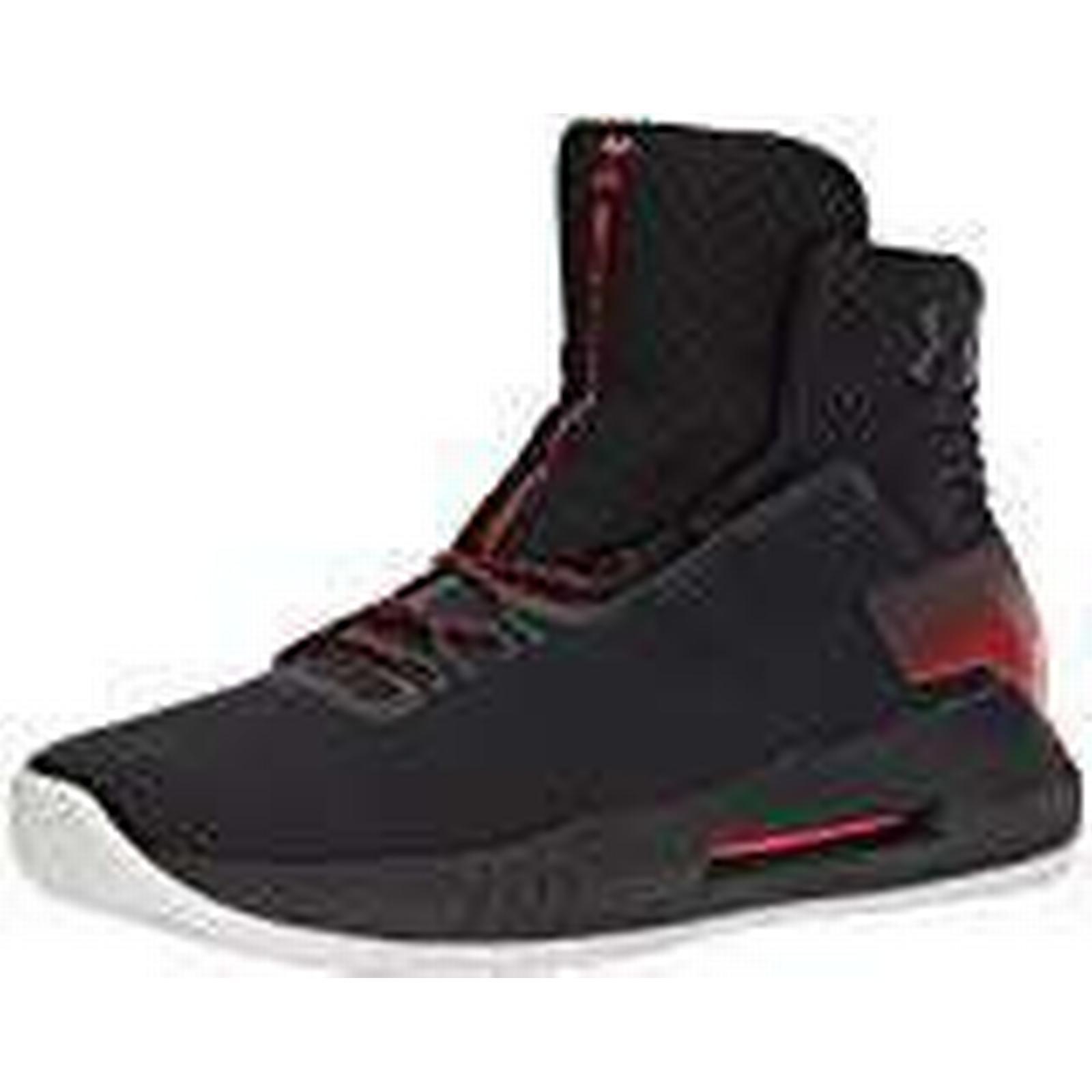 Under 001), Armour Men''s Ua Drive 4 Basketball Shoes, (Black 001), Under 8 UK 8 UK fb0c92