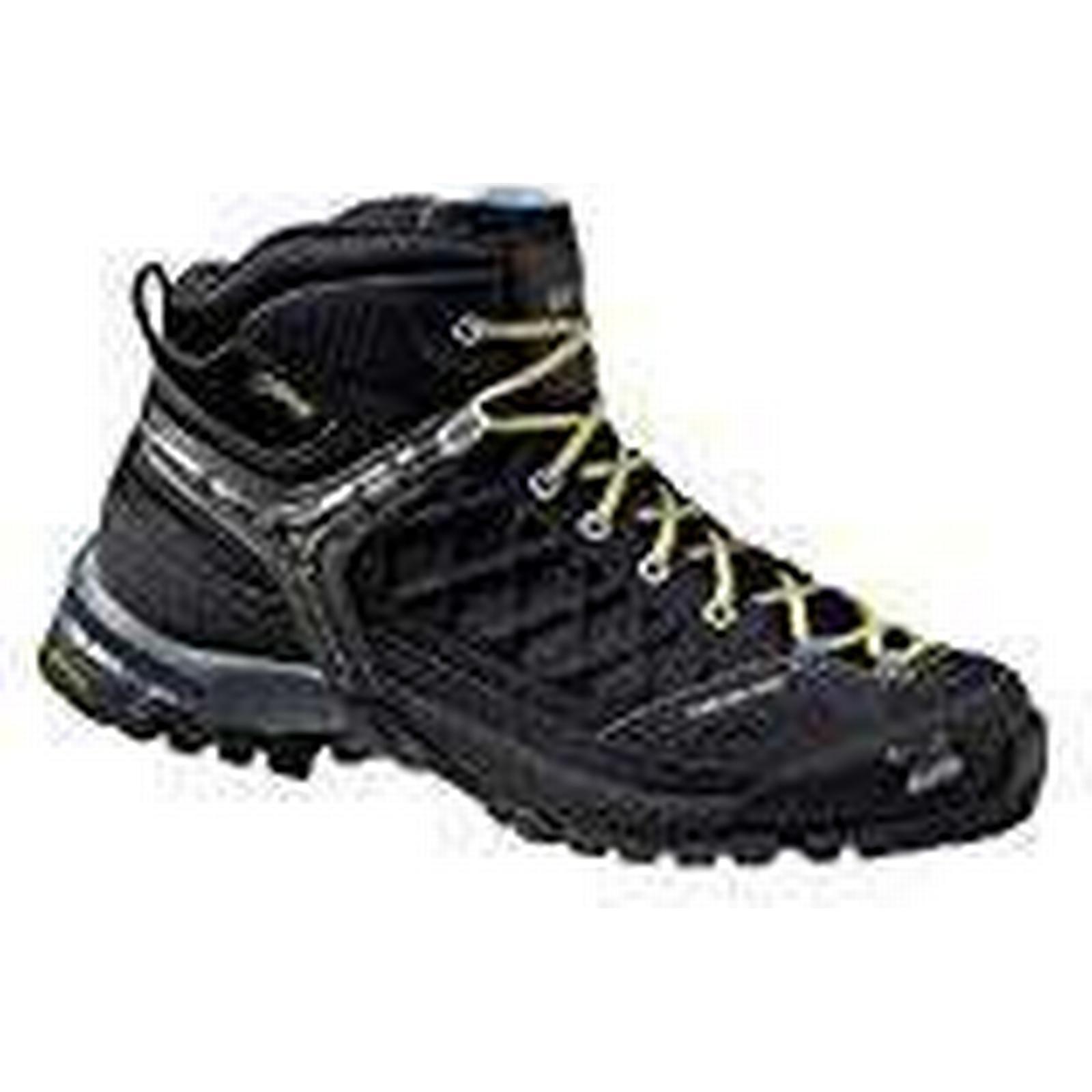 SALEWA Women's WS FIRETAIL EVO MID GTX Hiking 3 shoes, Black (0923 Black/Gneiss), 3 Hiking UK ce3e53