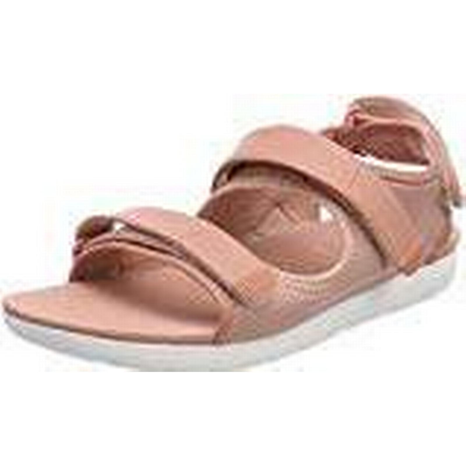 Fitflop Women's NEOFLEX (Dusky Back-Strap Sandals Open Toe (Dusky NEOFLEX Pink Mix 588), 3 UK 36 EU b21e45