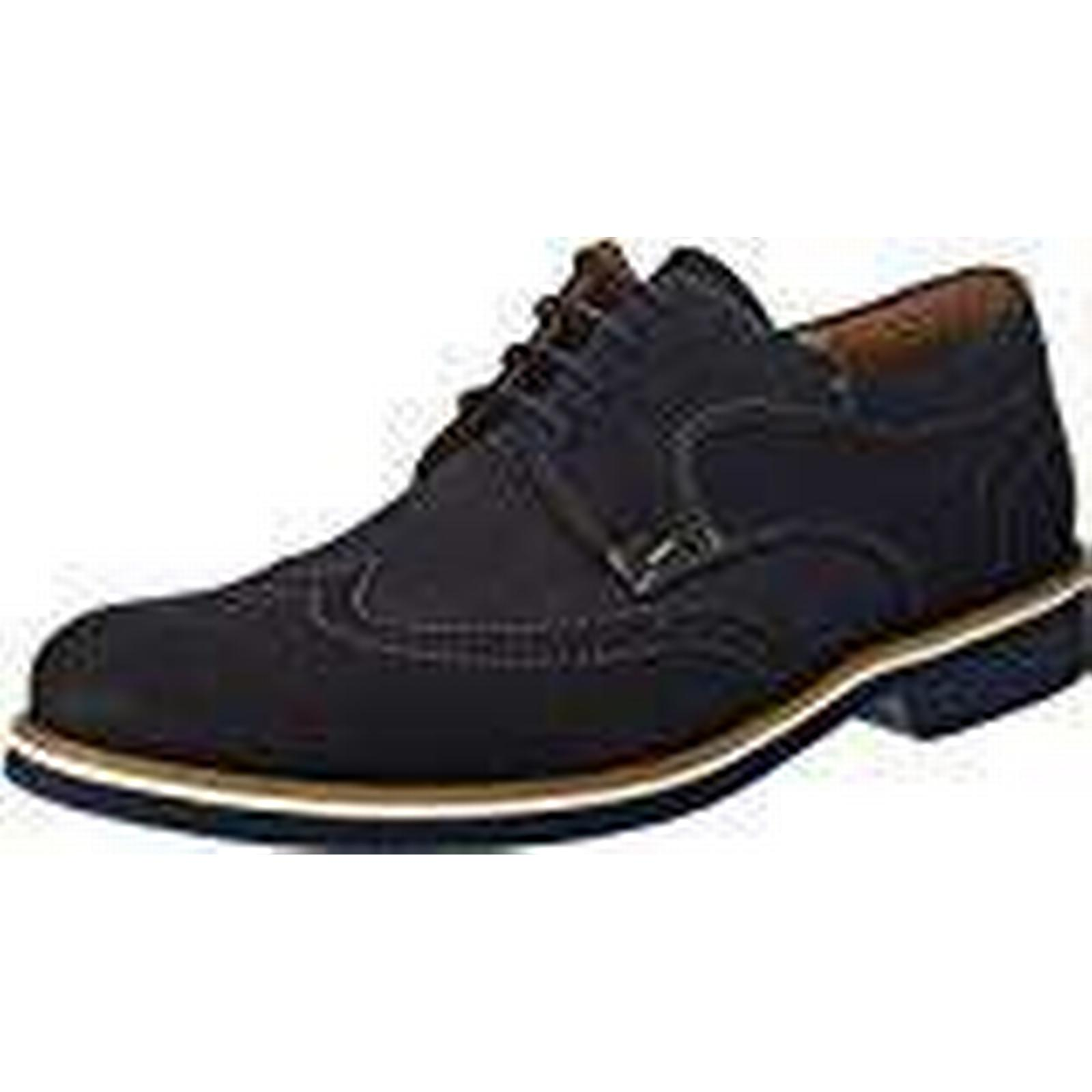 Lloyd Men's Fleet Derbys, 9.5 Blue (Ocean 9), 9.5 UK 9.5 Derbys, UK f2982b