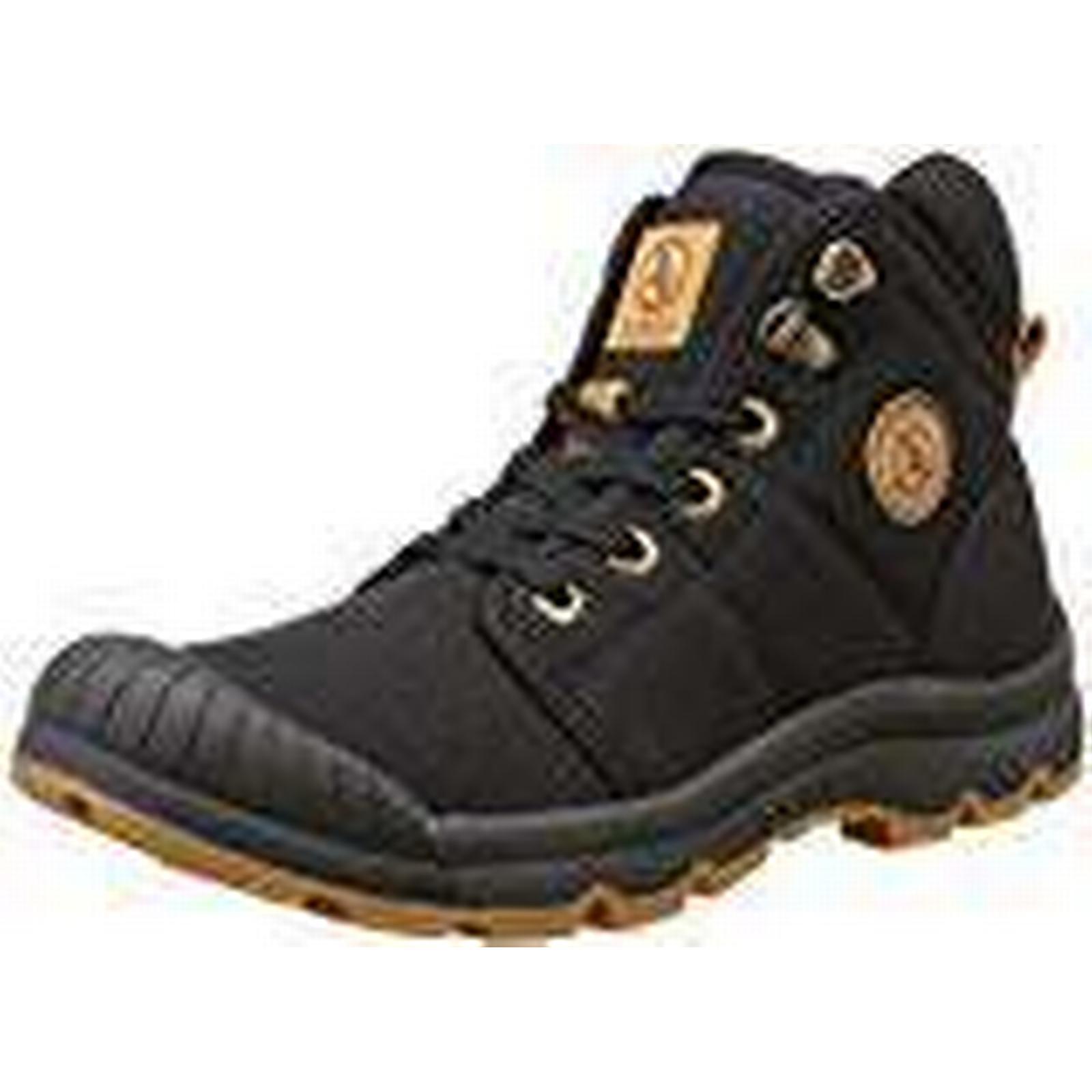 Aigle Shoes, Men's Tenere Light High Rise Hiking Shoes, Aigle Black (Black), 9 UK a09722
