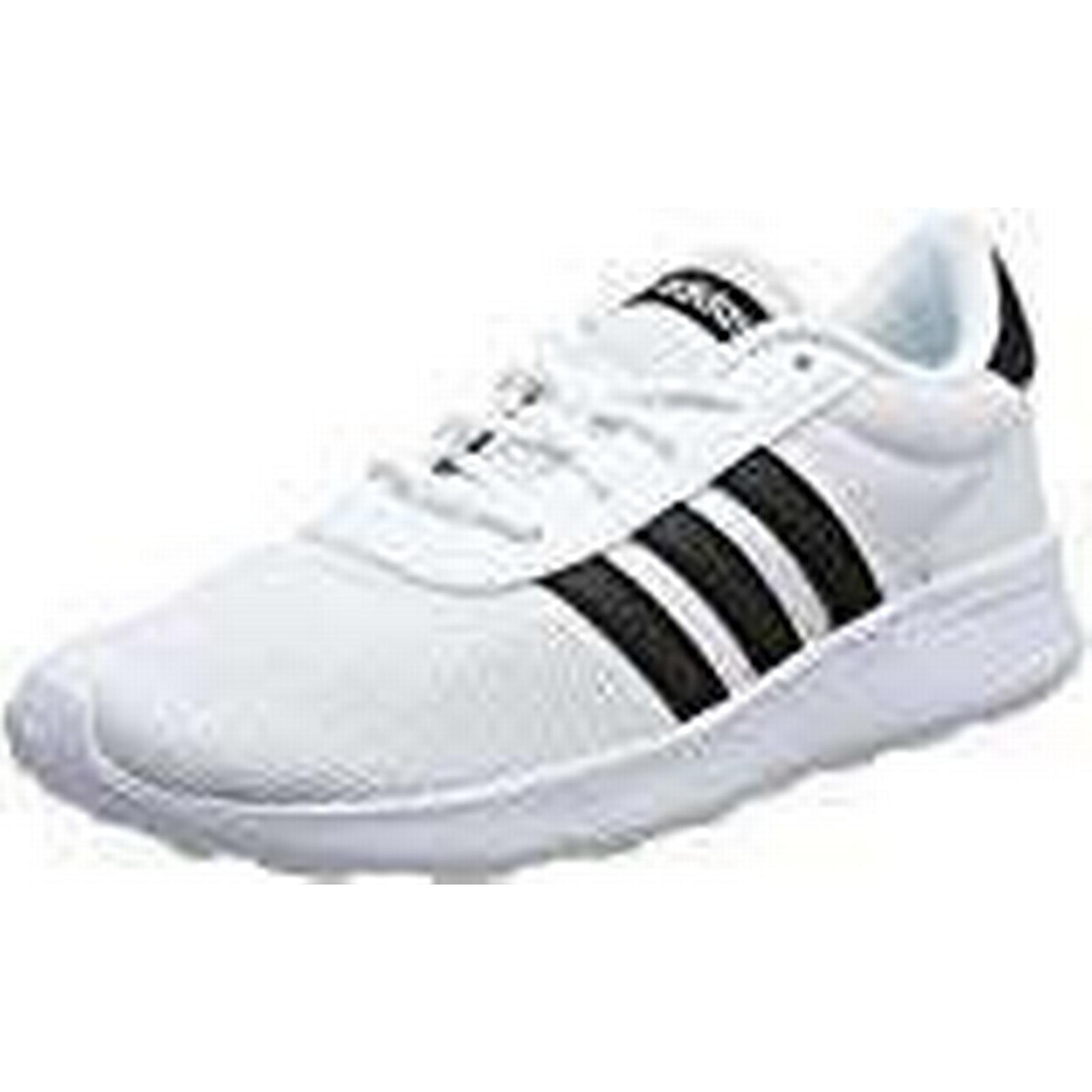Adidas 4 Women's Lite Racer Running Shoes Core Black/Footwear White, 4 Adidas UK 36 2/3 EU b6f943