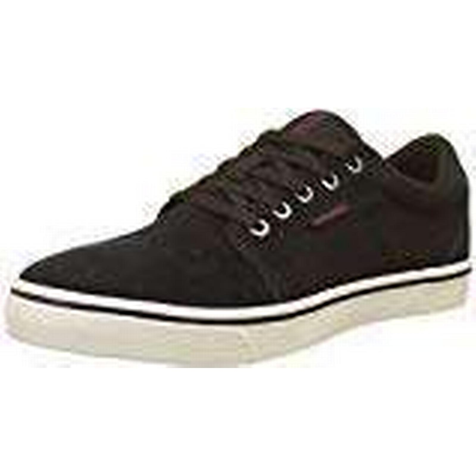 Jack & Anthracite Jones Men''s Jfwdandy Nubuck Anthracite & Low-Top Sneakers, Grey, 8 UK 05be6f