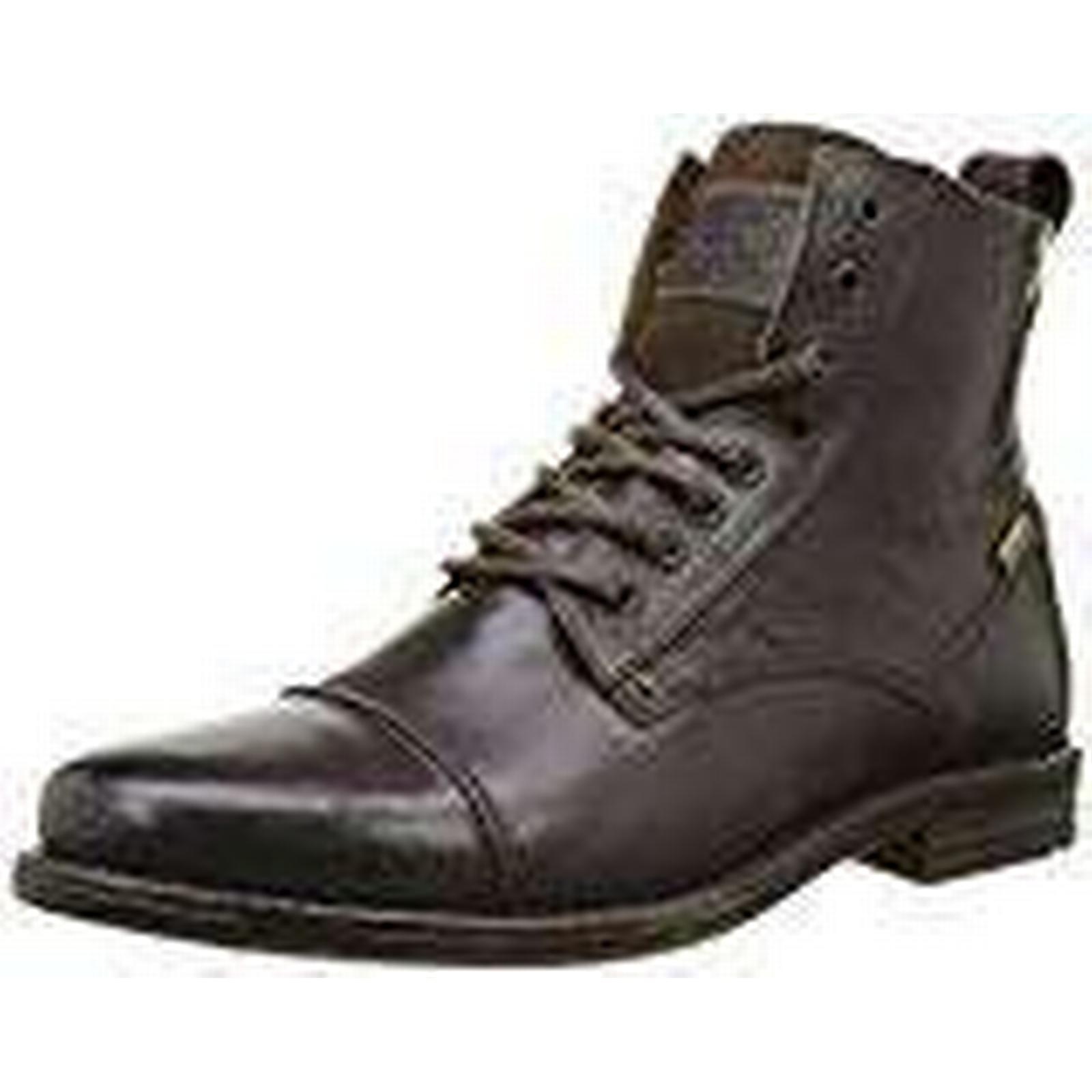 Levi's Emerson, Brown Men's Boots, Brown (Medium Brown Emerson, 28), 8 UK 031641