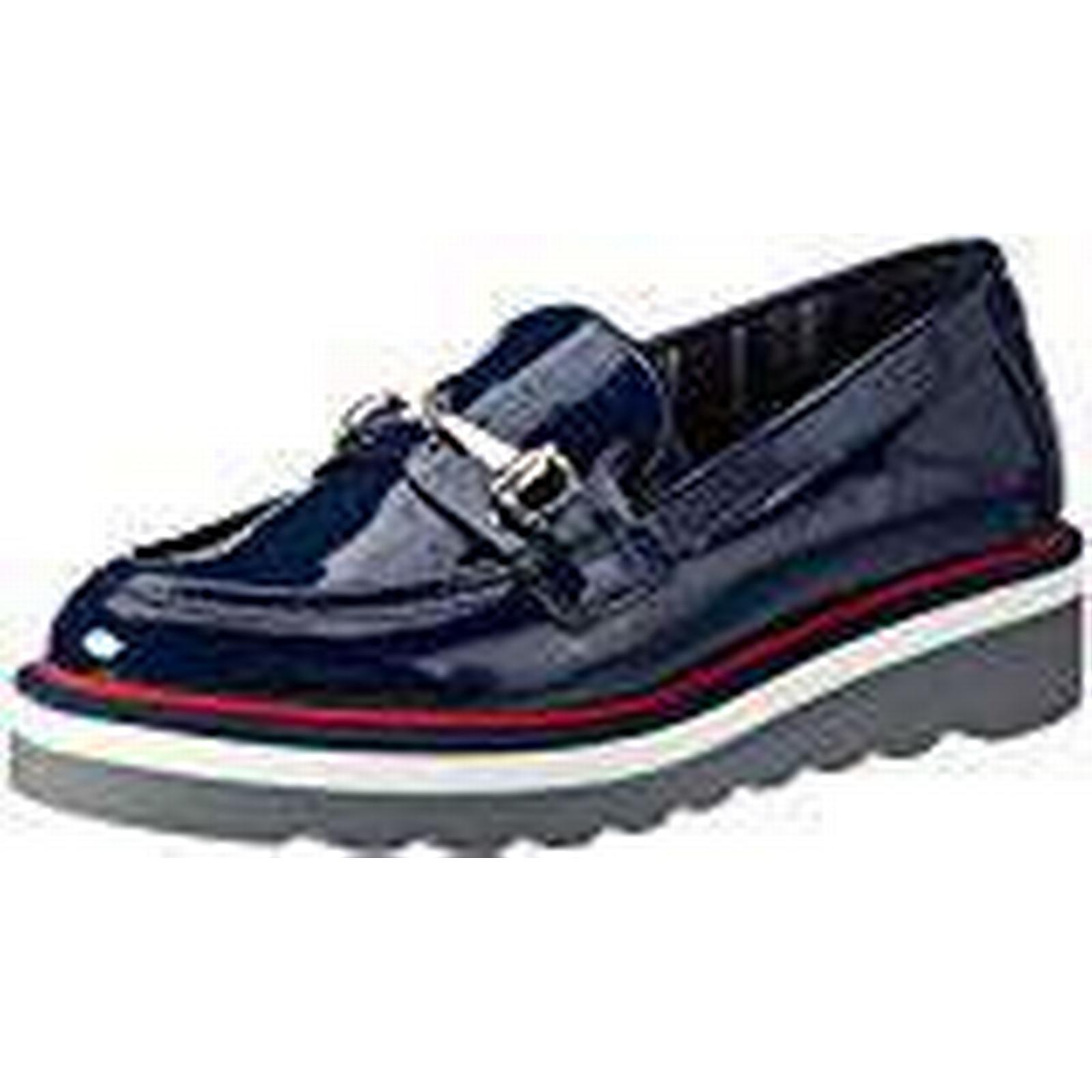 Tommy Hilfiger P1285AULINA 3P, Navy), Women's Loafers, Blue (Tommy Navy), 3P, 7 UK (41 EU) 1160d4