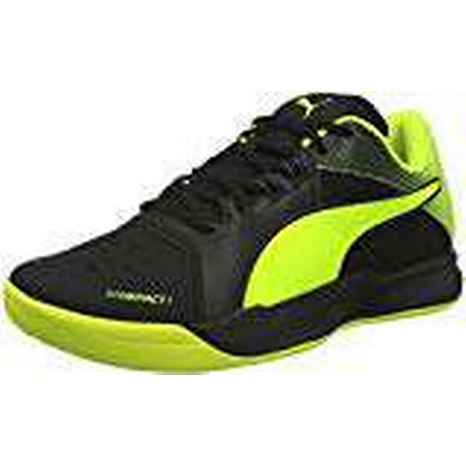 Puma Men's evoIMPACT Yellow 3.2 Football Boots, (Black-Safety Yellow evoIMPACT 01), 7 UK ee421c