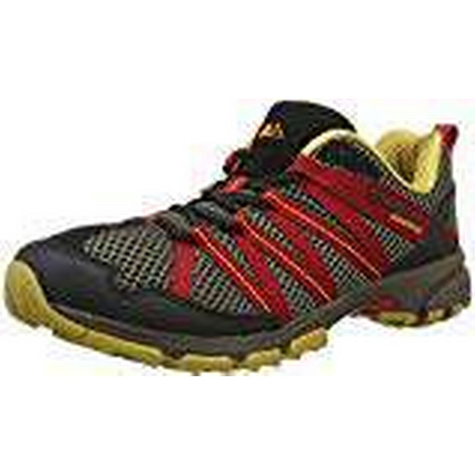 Columbia Men's Mountain Masochist Iii Trail 14 Running Shoes, Red (Mud/Rocket), 14 Trail UK 48 EU 30cb72