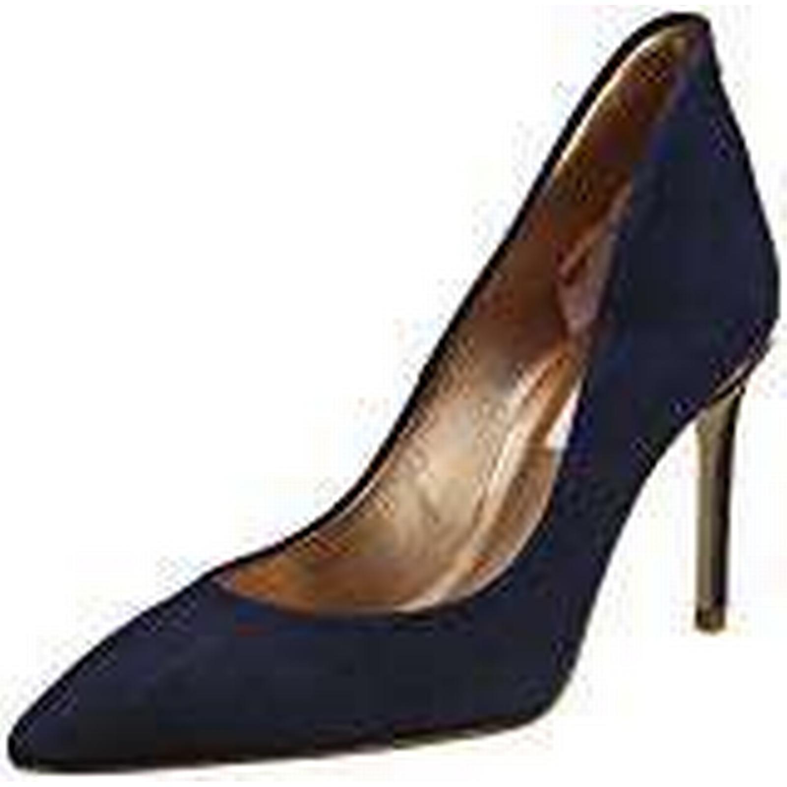 Ted Baker Women's Savio 2 Closed Toe Heels, Blue (Navy EU #0000ff), 6 UK 39 EU (Navy 13584b