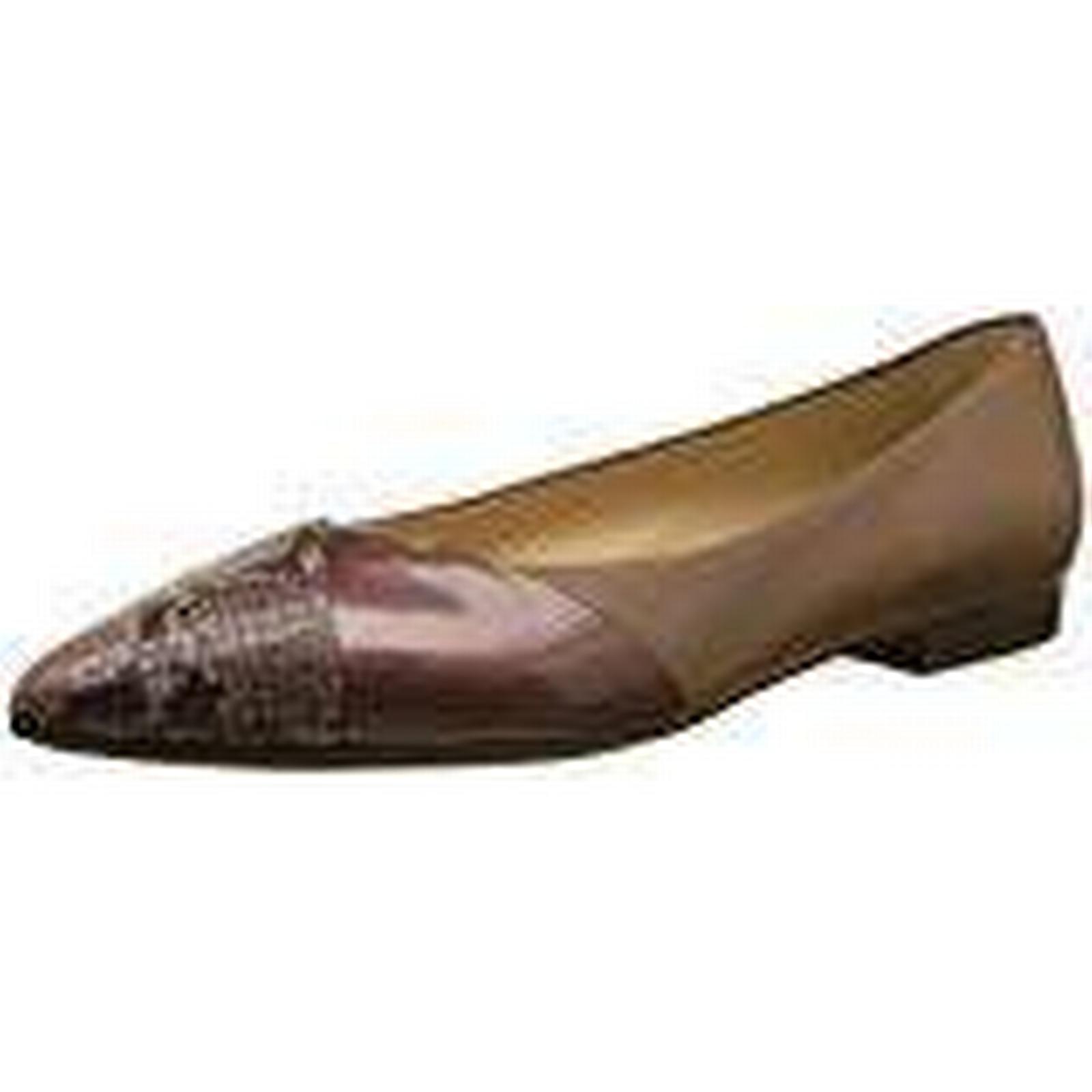Geox Rosec5la8), D RHOSYN C, Women's Ballet Flats, Beige (Desert/old Rosec5la8), Geox 4 UK (37 EU) fb319e