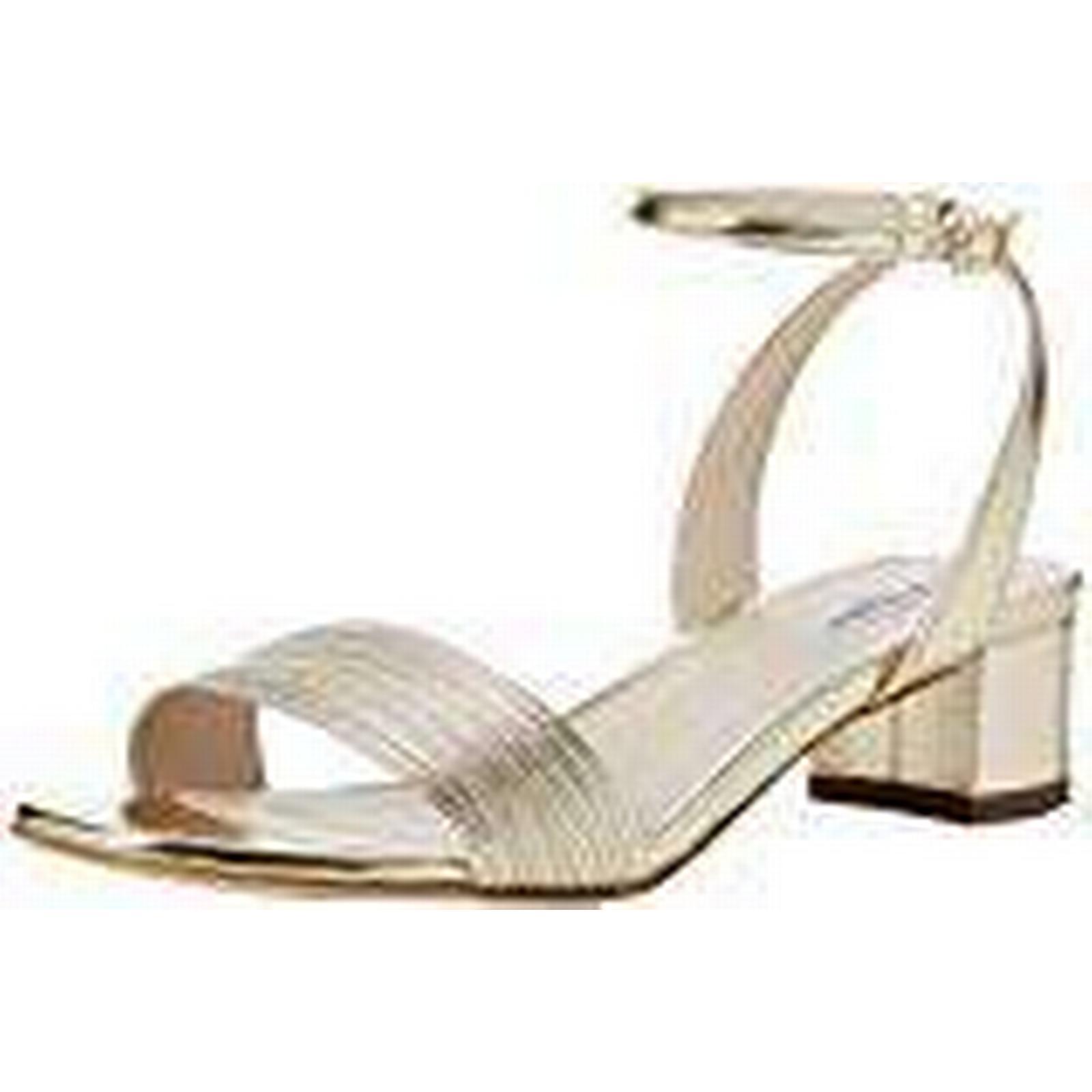 LK BENNETT L.K. Bennett Charline, Women's (Soft Open Toe Sandals, Gold (Soft Women's Gold), 4 UK (37 EU) 351d13
