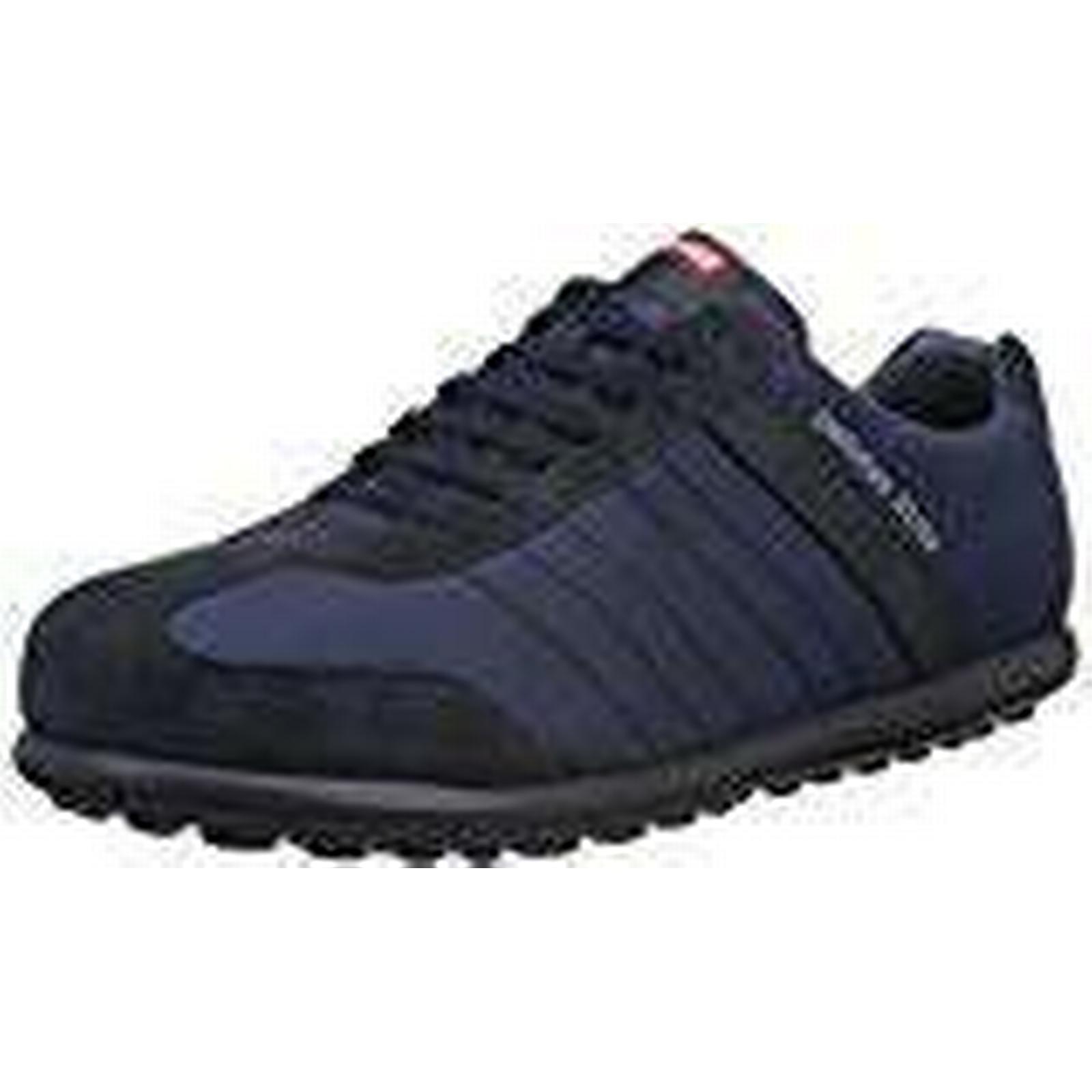 Camper Pelotas XL, Men Low-Top 12 Sneakers, Blue (Navy 074), 12 Low-Top UK (46 EU) fa0977