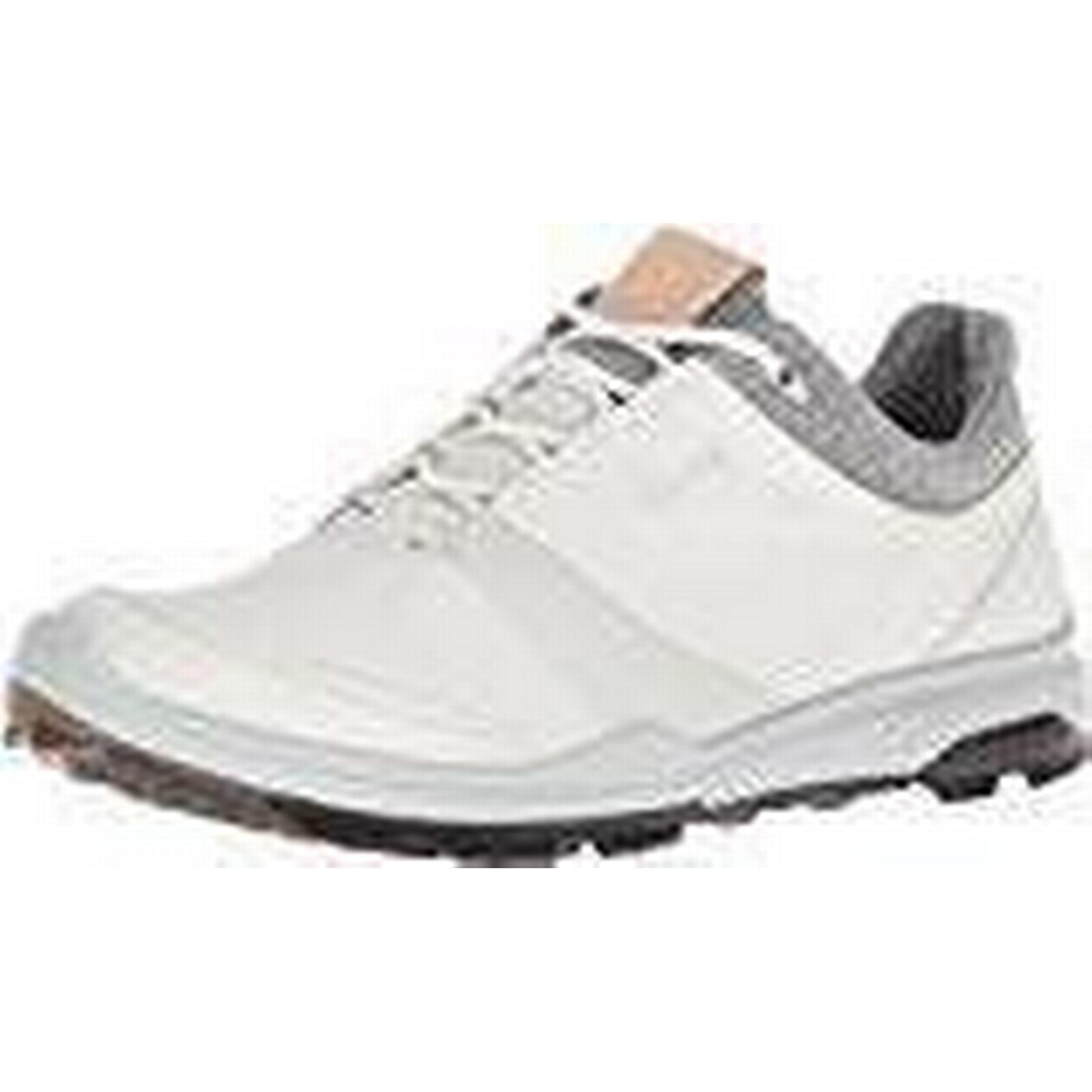 ECCO Women Golf (White/Black Biom Hybrid 3 Shoes, (White/Black Golf 51227), 8 UK 8 UK a9d027