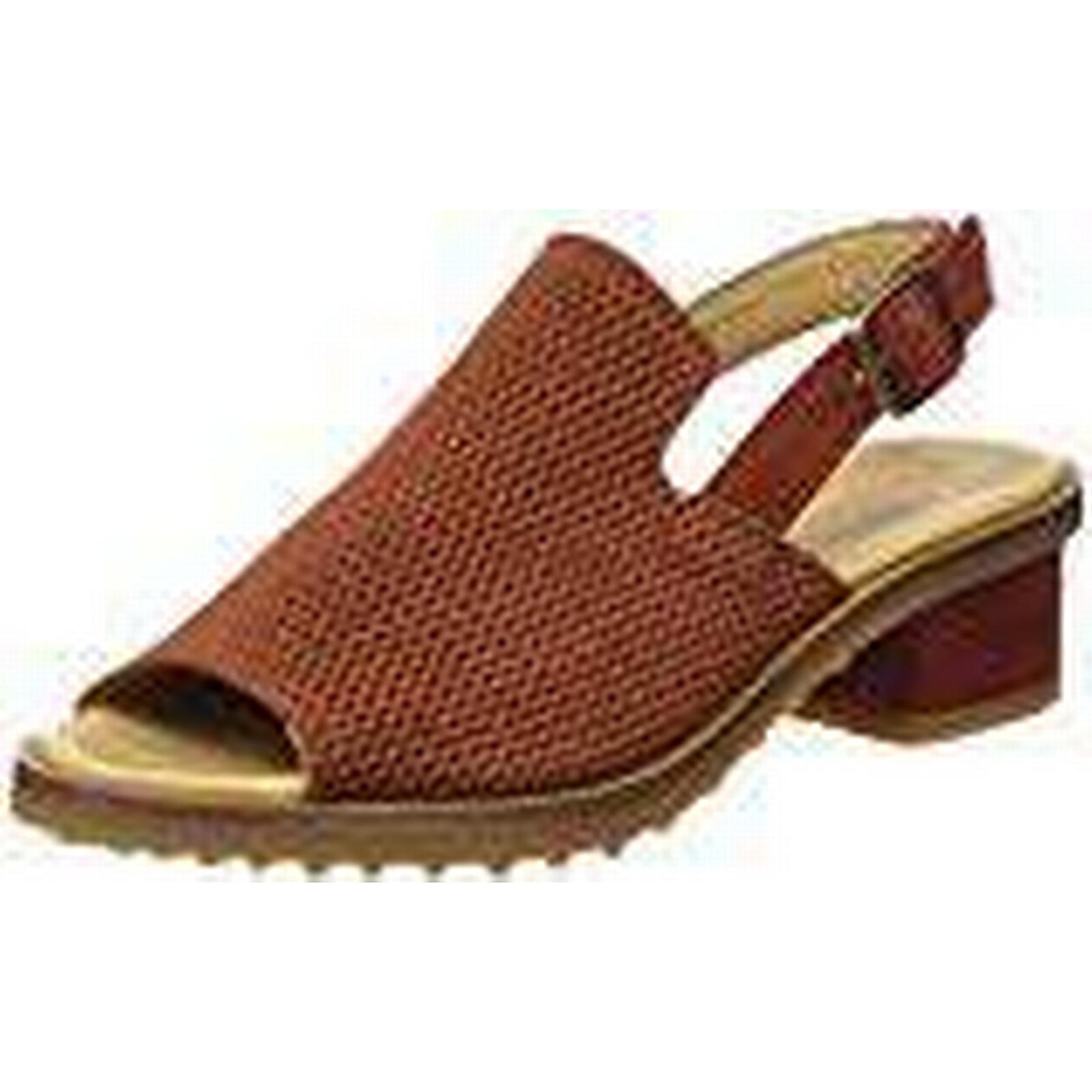 El Naturalista Women's N5014 (Caldera), Open Toe Heels, Red (Caldera), N5014 5 UK 8b783f