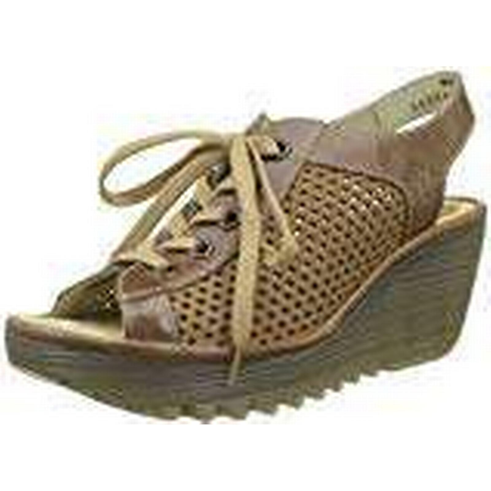 Fly London (Sand/Grey), Women Yeki841Fly Sandals, Brown (Sand/Grey), London 2.5 UK (35 EU) 0195a6