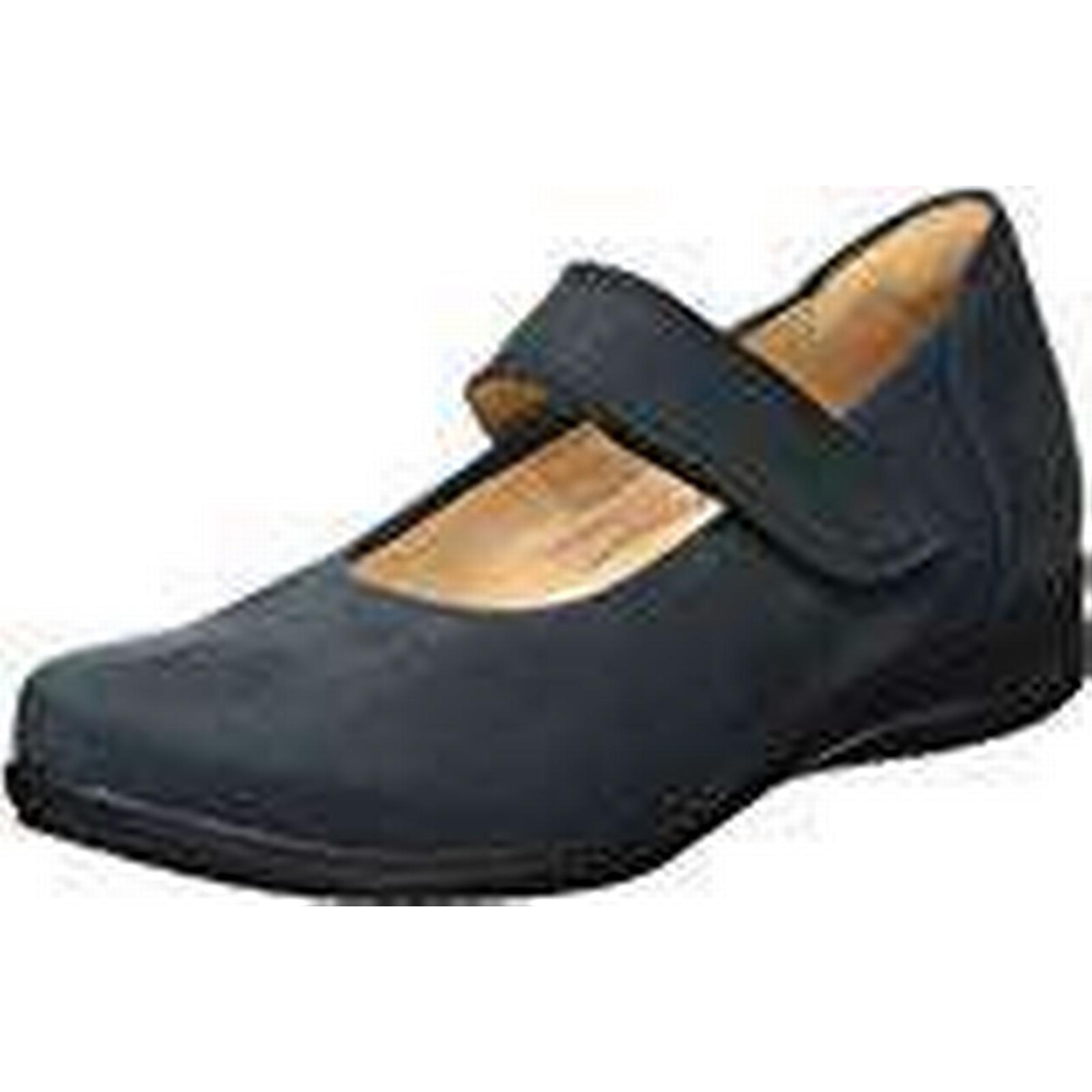 Ganter Women''s Fiona-F Mary Janes, Blue UK (Ocean), 3 UK 3 UK Blue 37714f