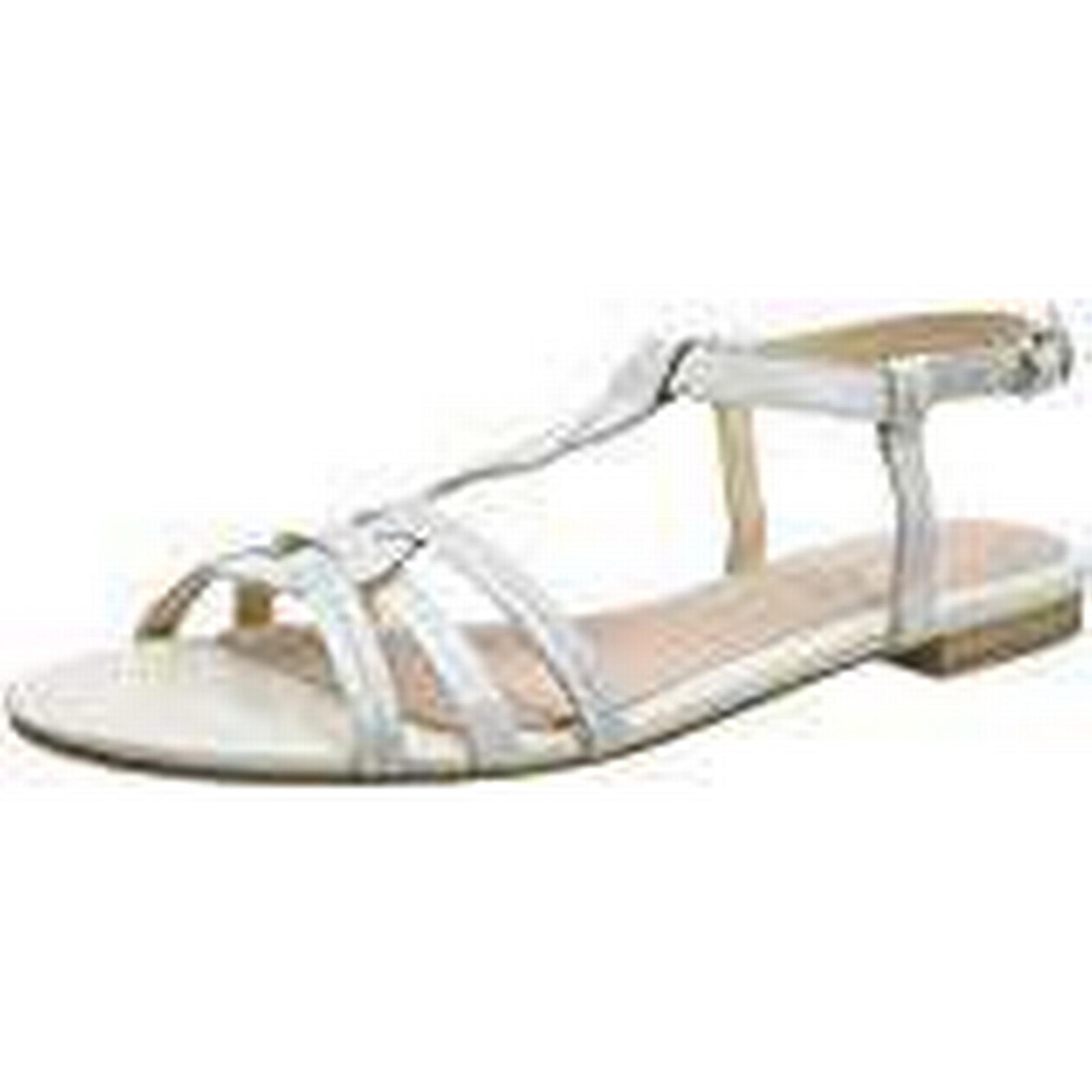 CAPRICE Women's (White 28101 Sling Back Sandals (White Women's Nappa 102), 5.5 UK 5.5 UK 0929a9