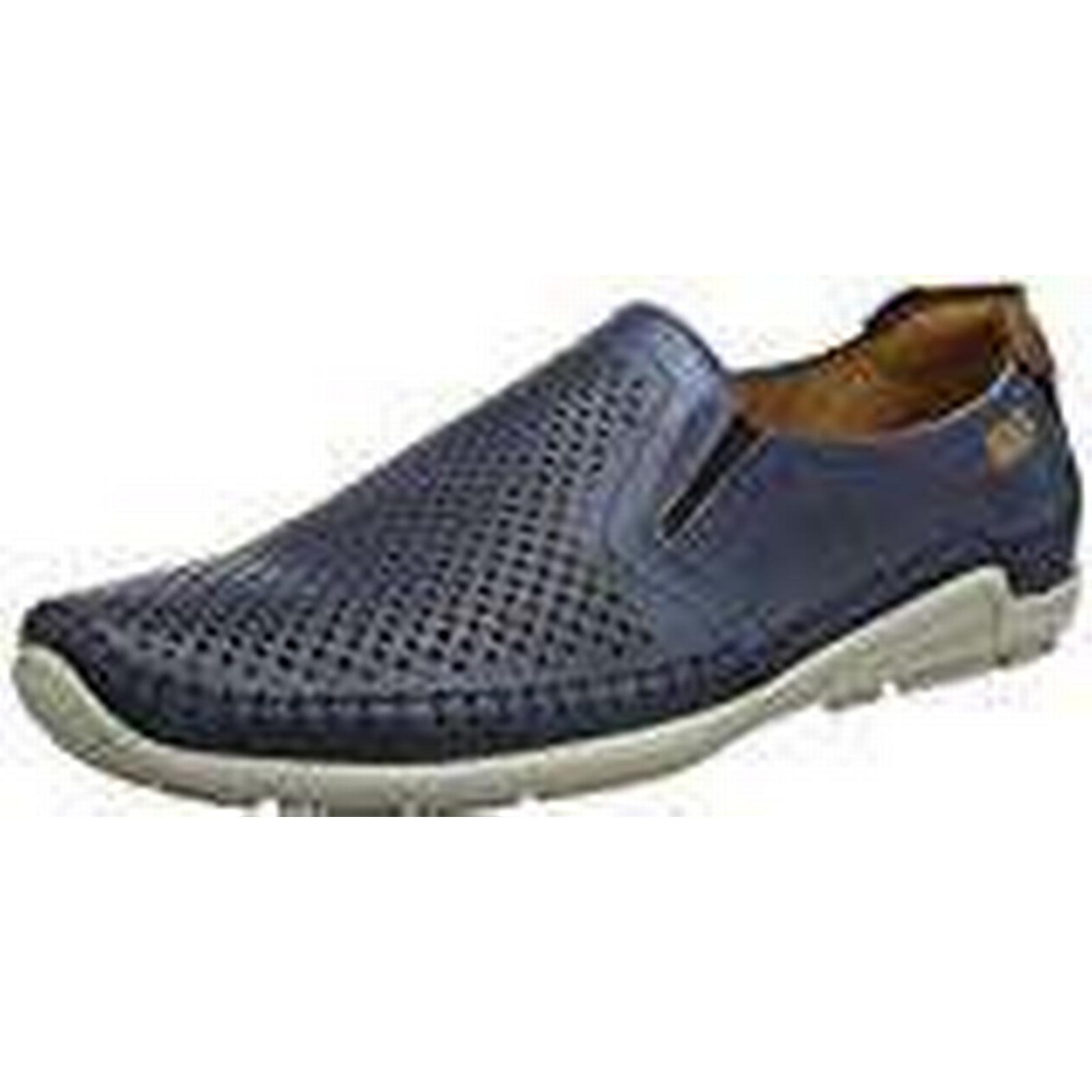 Pikolinos Men''s Azores 8 06h Loafers, Blue (Nautic), 8 Azores UK df3641