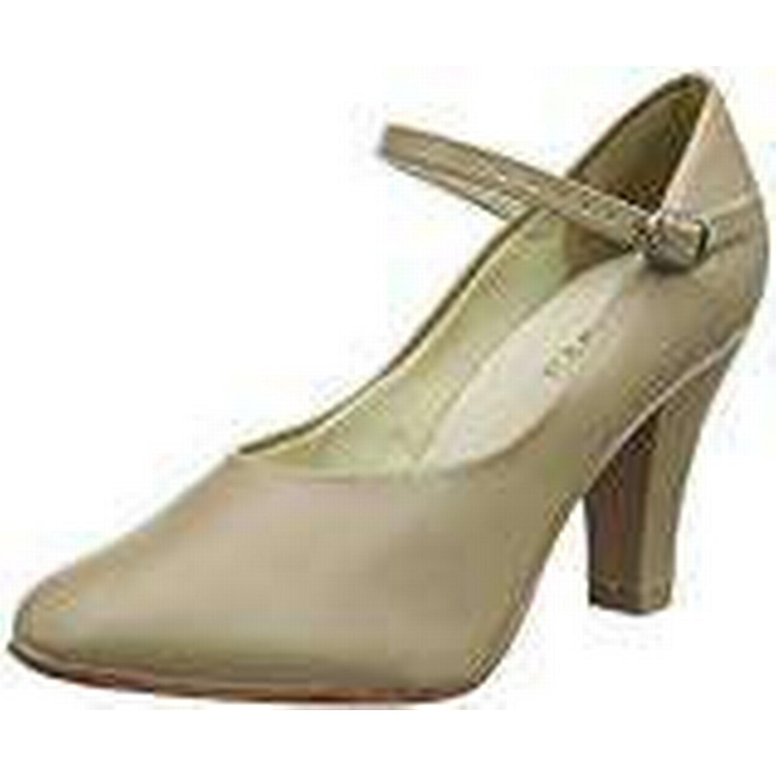 So Danca Women''s Ch53 Tap 6 Dancing Shoes, Beige (Tan), 6 Tap UK 39/40 EU 231b80