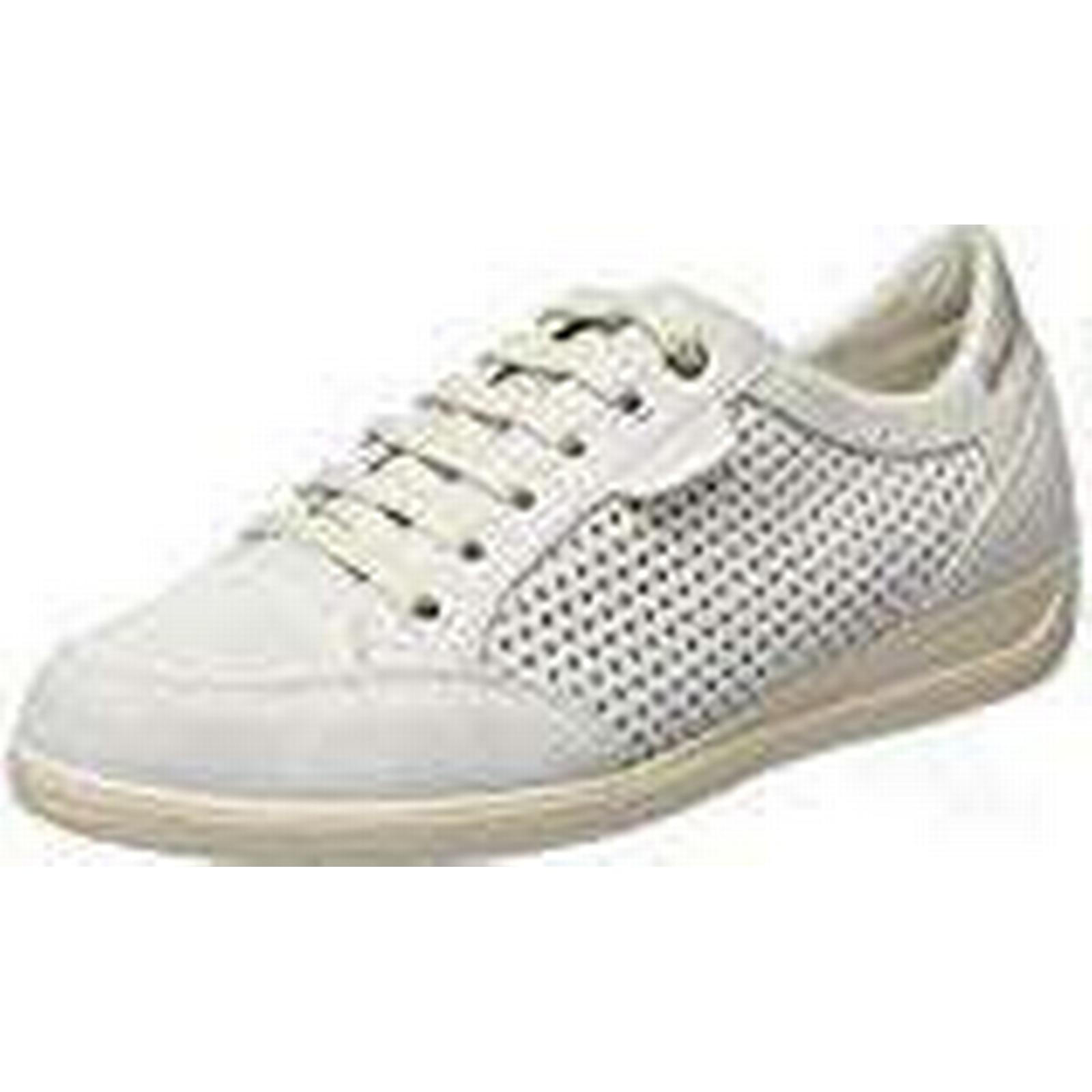 Geox Women's D Myria B 8 Low-Top Sneakers, Off White, 8 B UK 8 UK 21a49d
