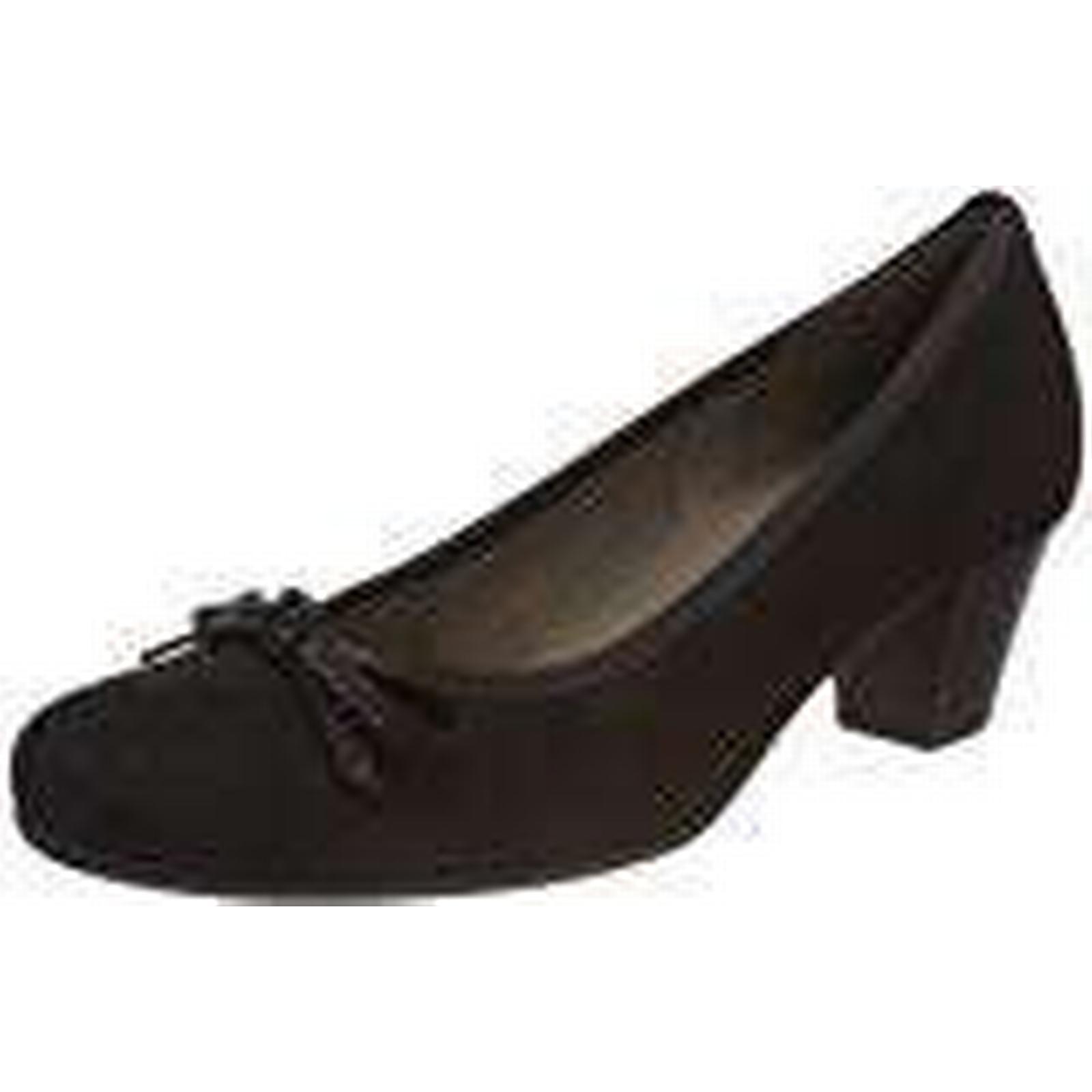 Gabor Shoes Women''s Basic Closed-Toe UK Pumps, Black Schwarz, 4.5 UK Closed-Toe 0fc66c