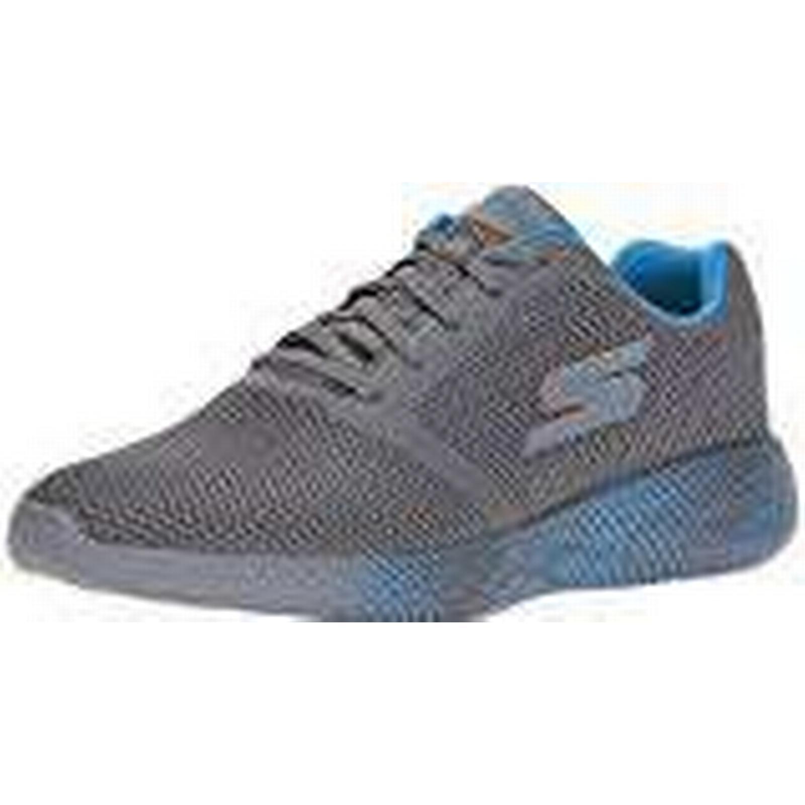 Skechers Men Spectra Go Run 600 - Spectra Men Fitness Shoes Grey (CHARCOAL/Blue) 11 UK 45.5 EU a62d03