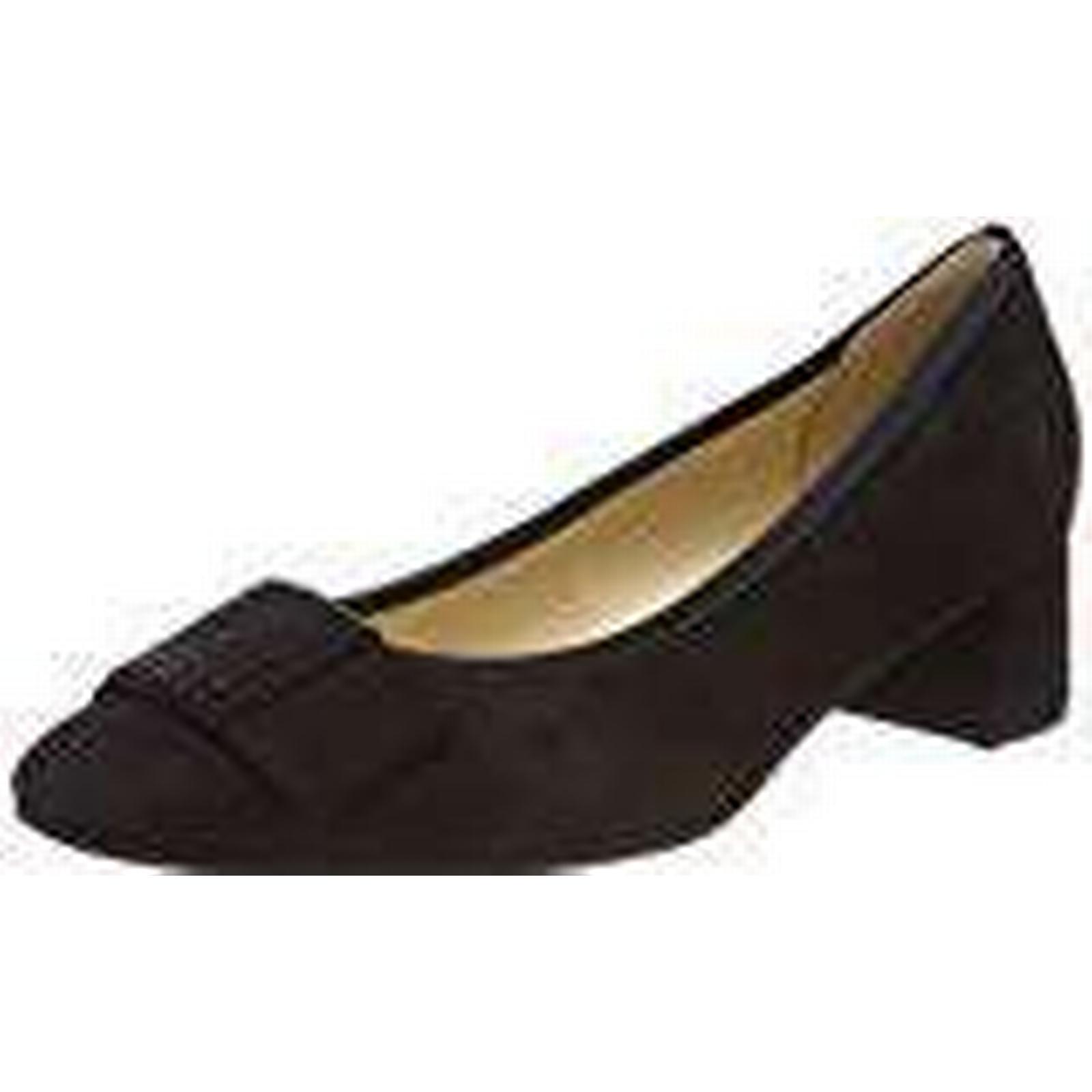Gabor Shoes Women''s Schwarz, Basic Closed-Toe Pumps, Black Schwarz, Women''s 3.5 UK db7c37