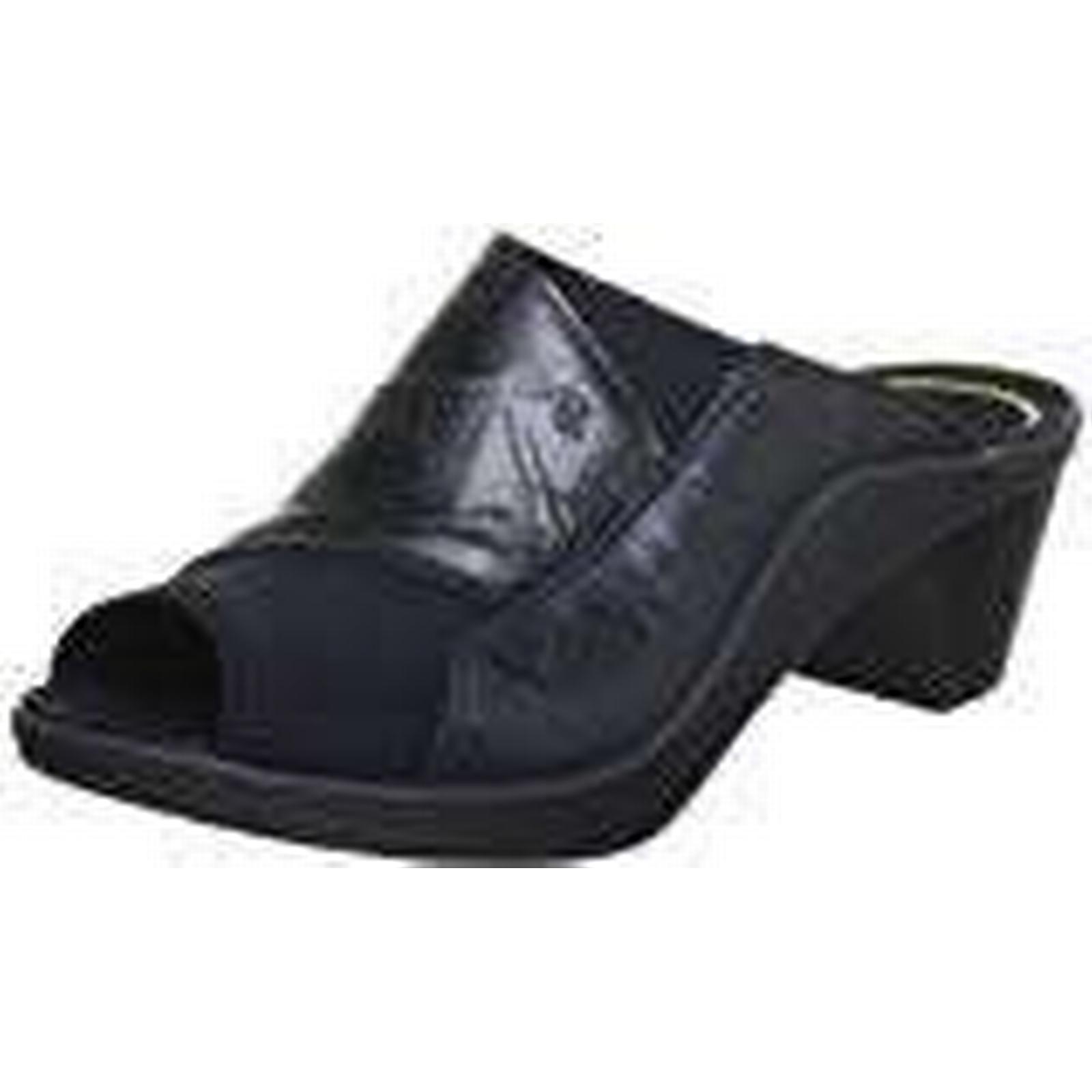 Romika Mokassetta 244 Clogs (Black), And Mules Women, Black (Black), Clogs 42 EU 860d87