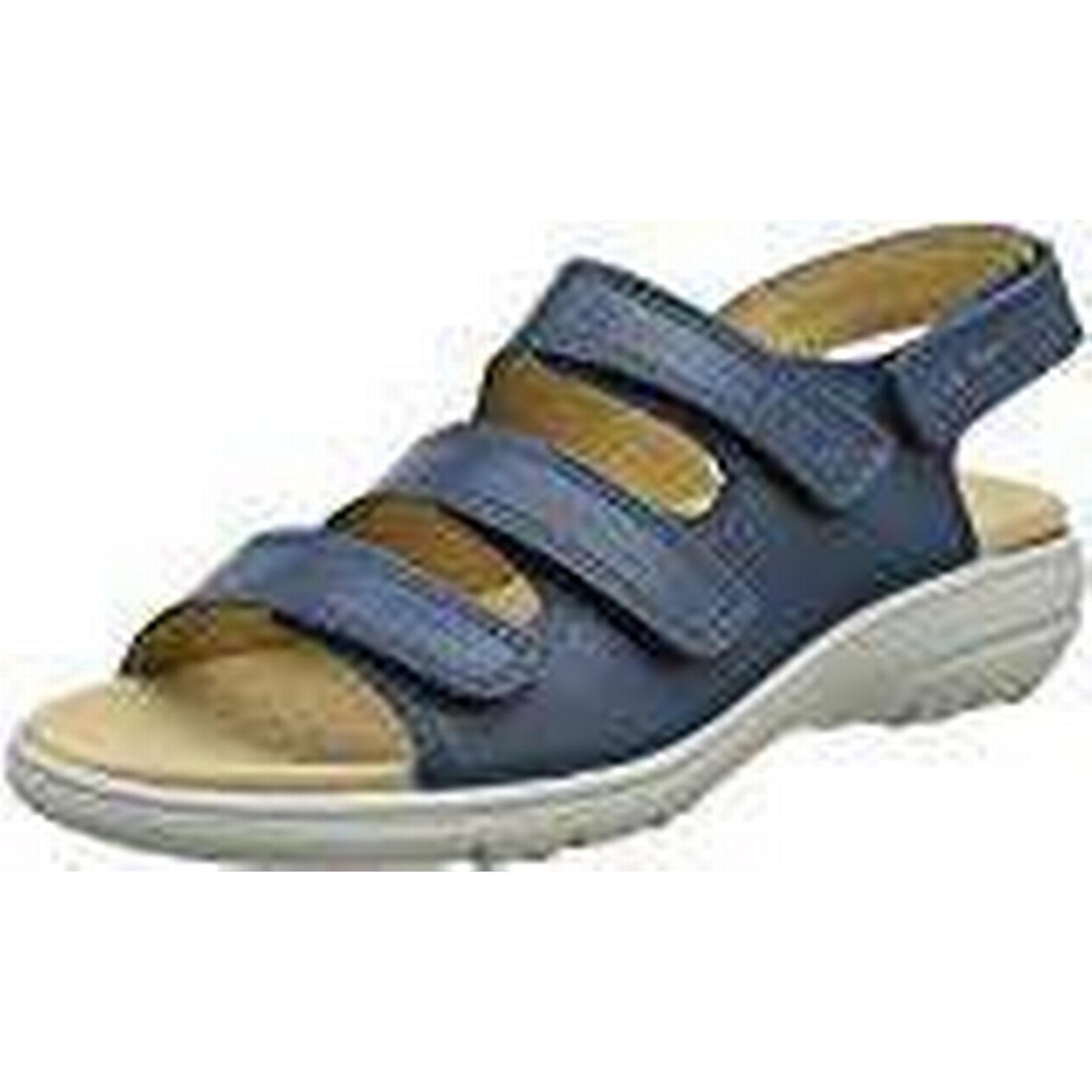 Hotter Women's Sophia UK Open-Toe Sandals, Blue (Blue River), 6 UK Sophia 39 EU 5dfd6e