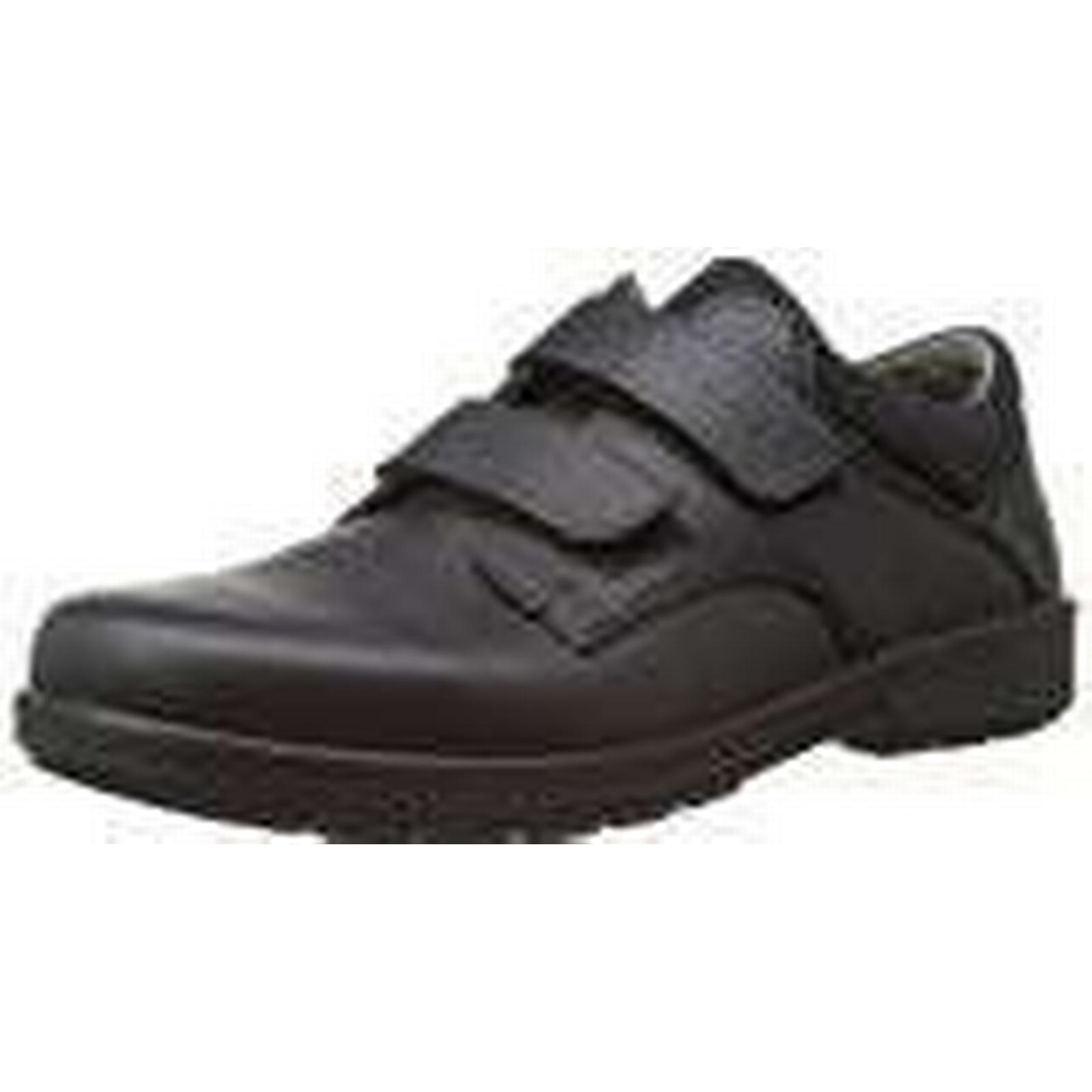Ricosta 4120200 William, UK Men's Loafers, Black (Black 090), 8 UK William, (42 EU) 772ff0