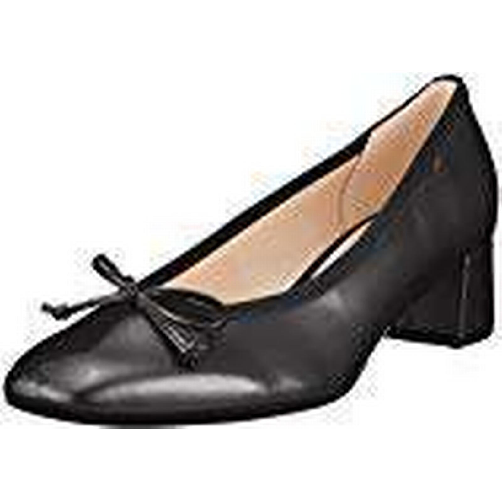 Gabor Shoes Women''s Basic Closed-Toe UK Pumps, Black (Schwarz), 8.5 UK Closed-Toe 956280