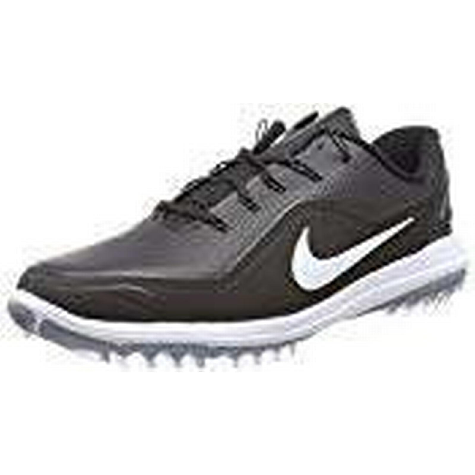 NIKE Men''s Lunar Control Vapor Cool 2 Golf Shoes, (Black/White Cool Vapor Grey 002), 9.5 UK 44.5 EU 985dc7