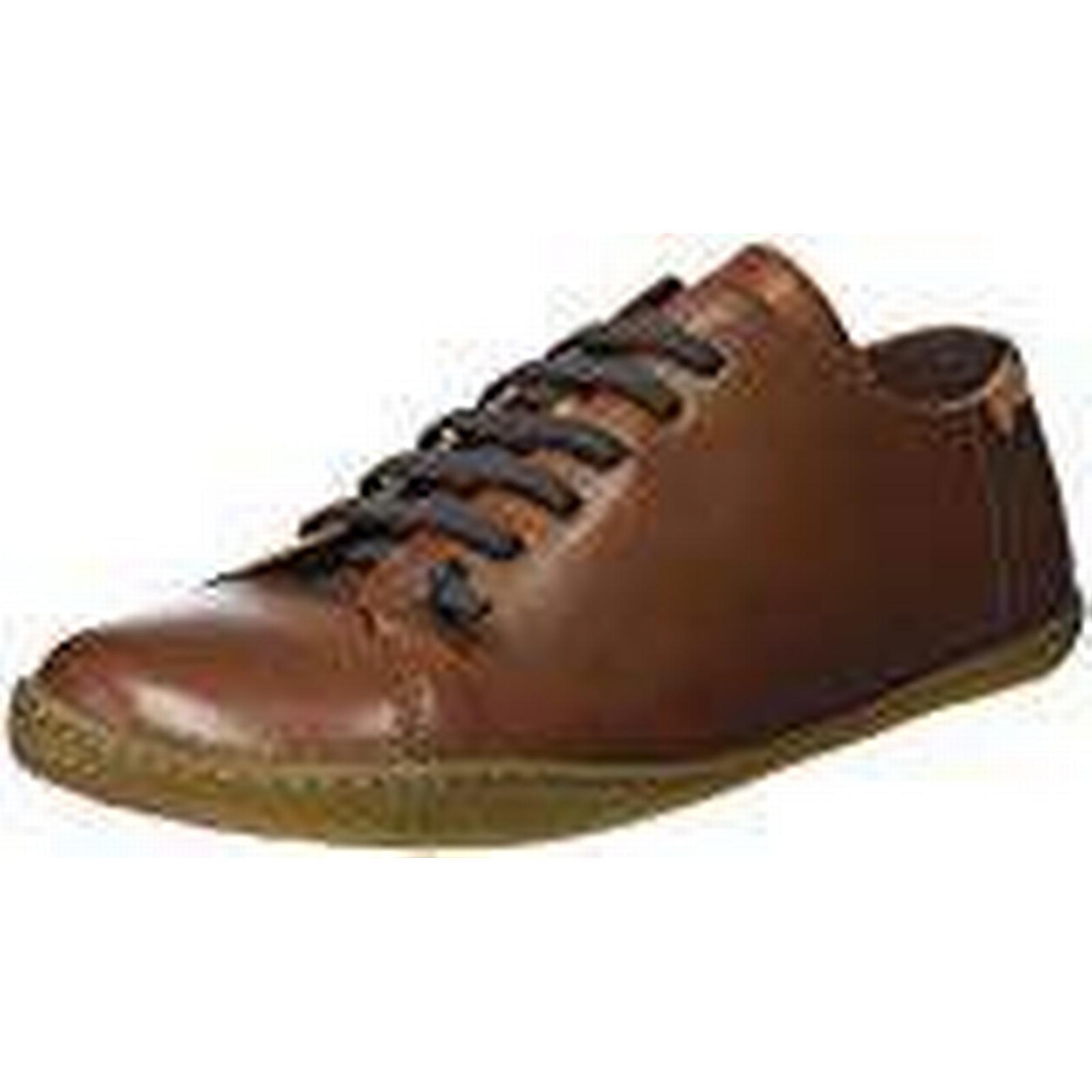 Camper Men''s 7 Peu Cami Low-Top Sneakers, (Medium Brown 210), 7 Men''s UK 41 EU 84b109