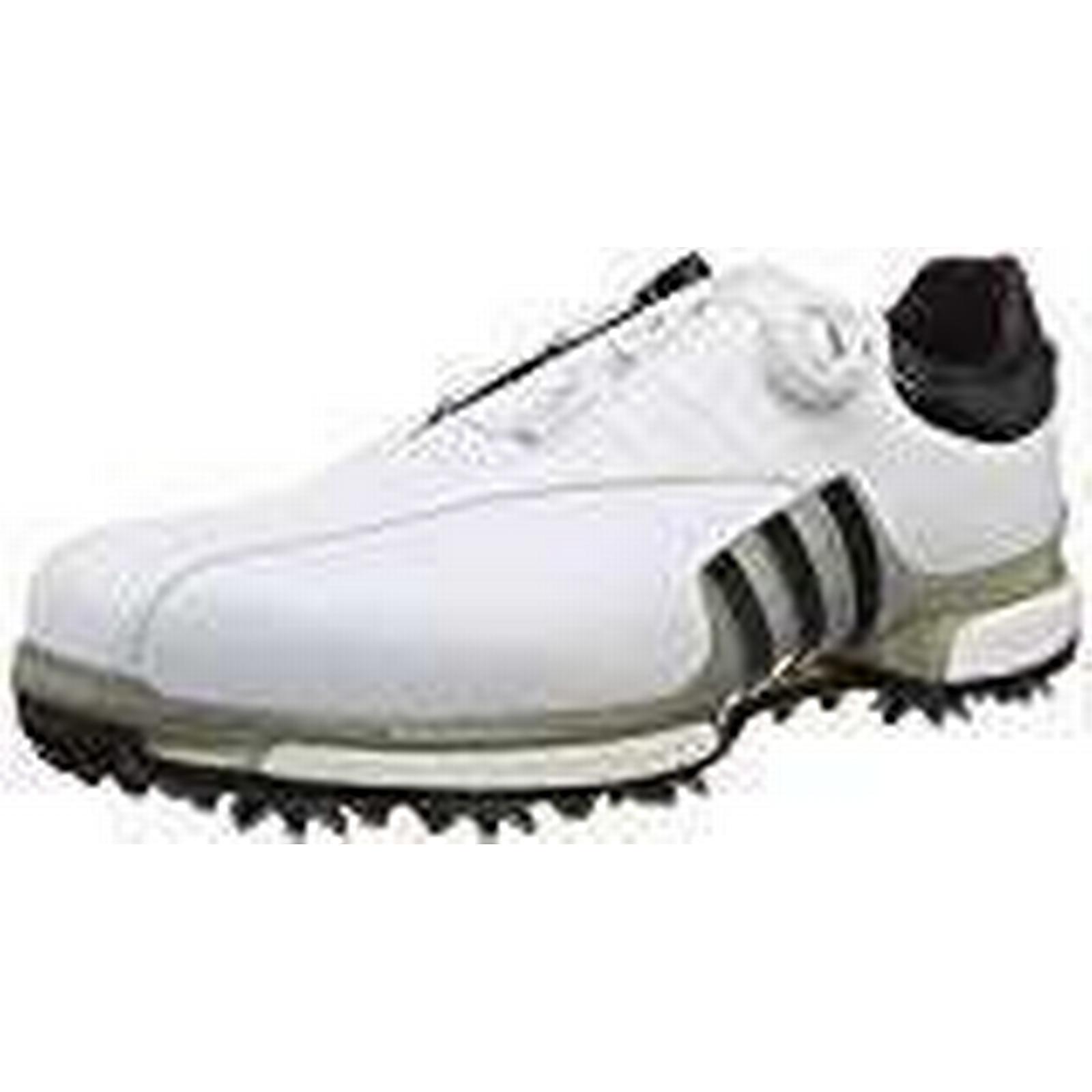 Adidas Men's Tour 360 BOA 2.0 7.5 Golf Shoes, (White F3373128), 7.5 2.0 UK 7.5 UK 5b70eb