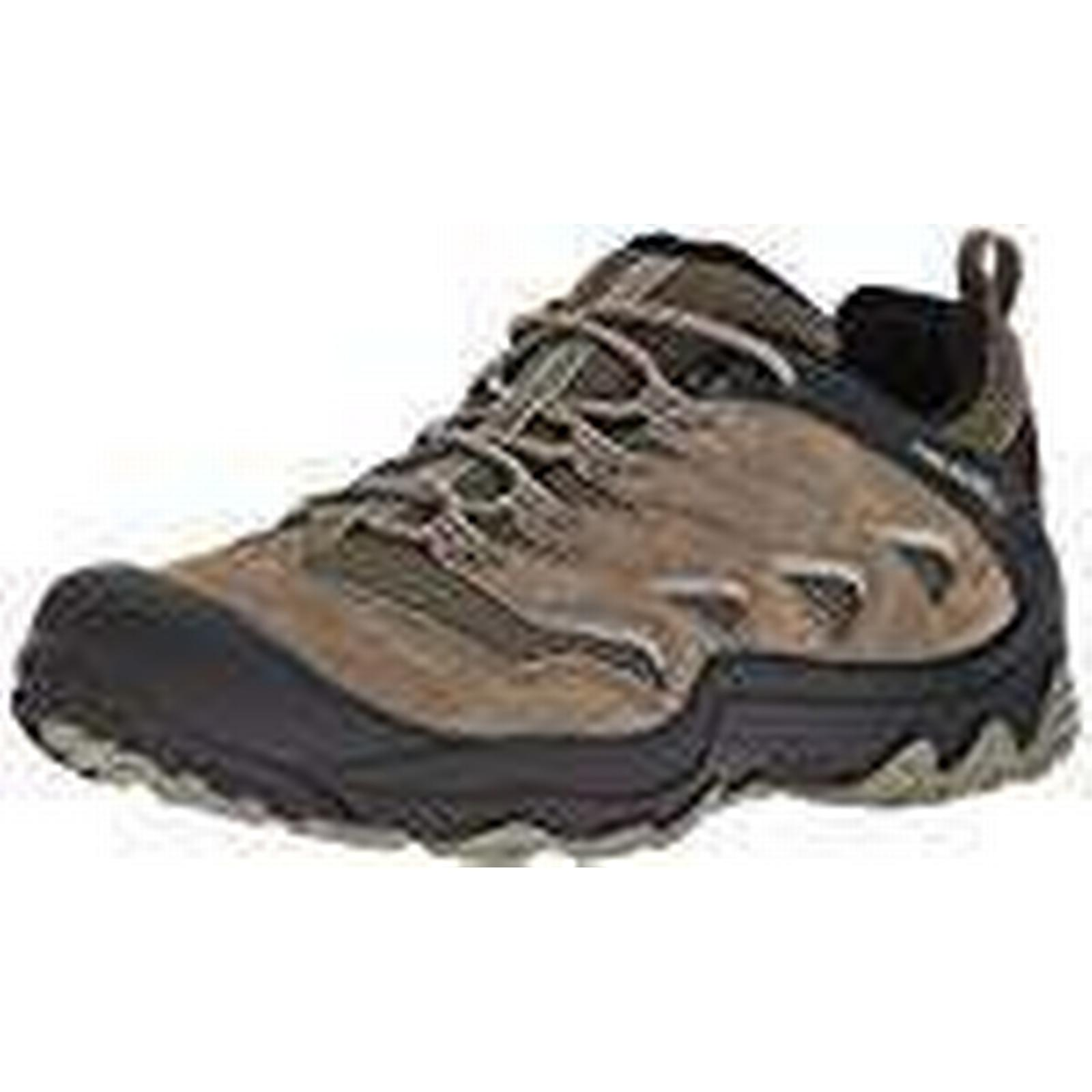 Merrell Men Cham 7 Limit Green Low Rise Hiking Boots, Green Limit (Dusty Olive), 9.5 UK (44 EU) 8ea778