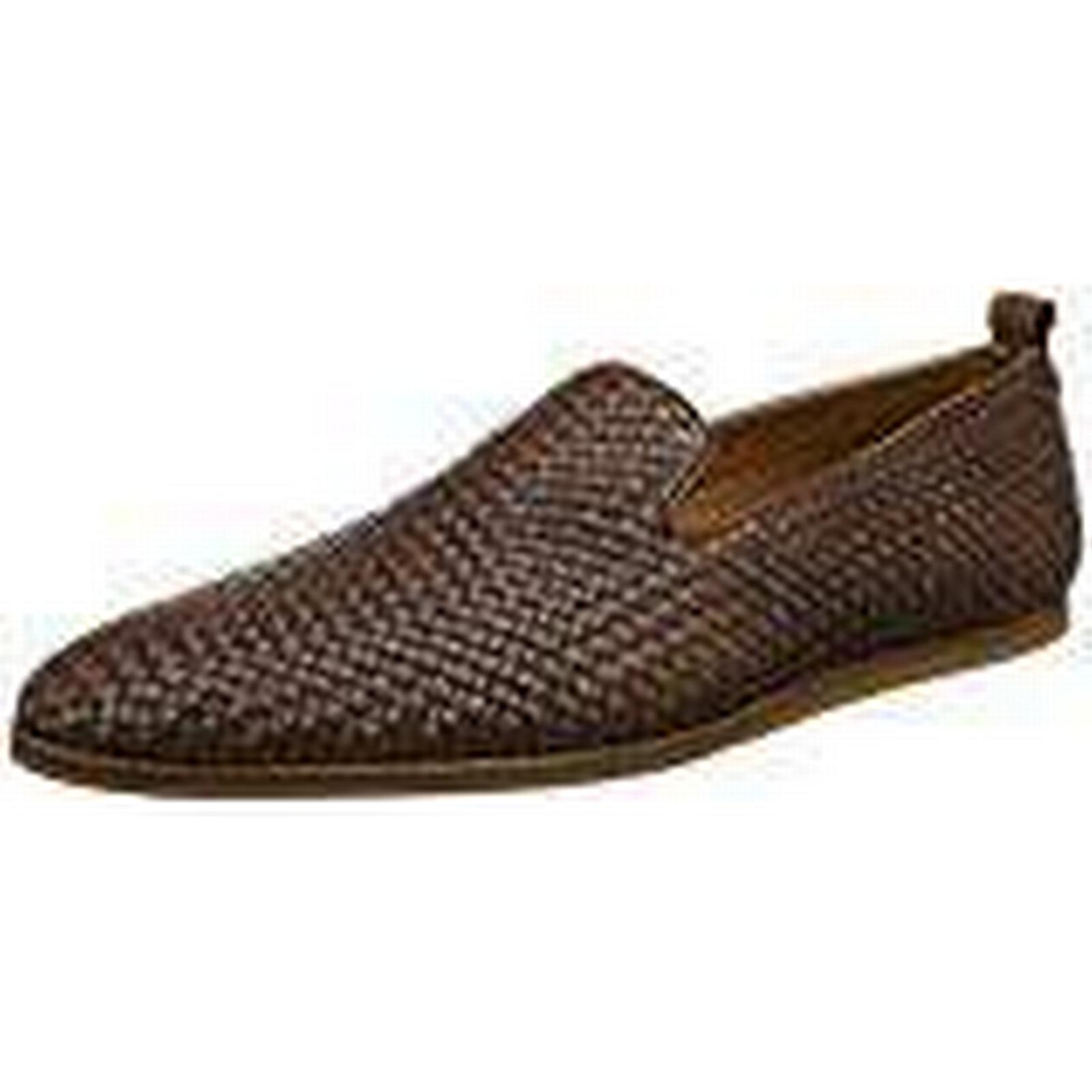 Bertie Men's Bayron Loafers, Brown 43 (Tan Leather), 9 UK 43 Brown EU 1ce052