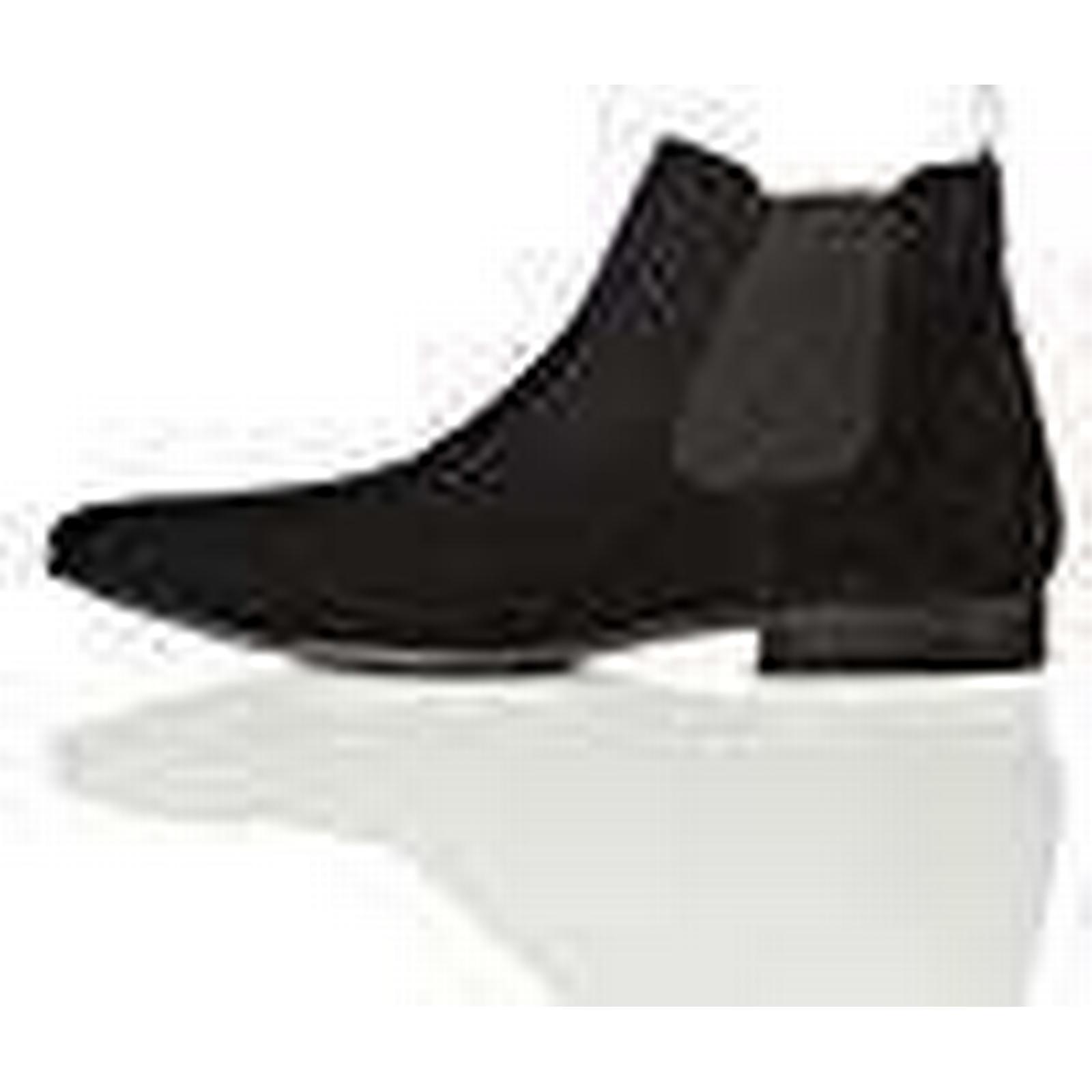 FIND Albany Formal, 12 Men's Chelsea Boots, Black, 12 Formal, UK (46 EU) 68fa1a