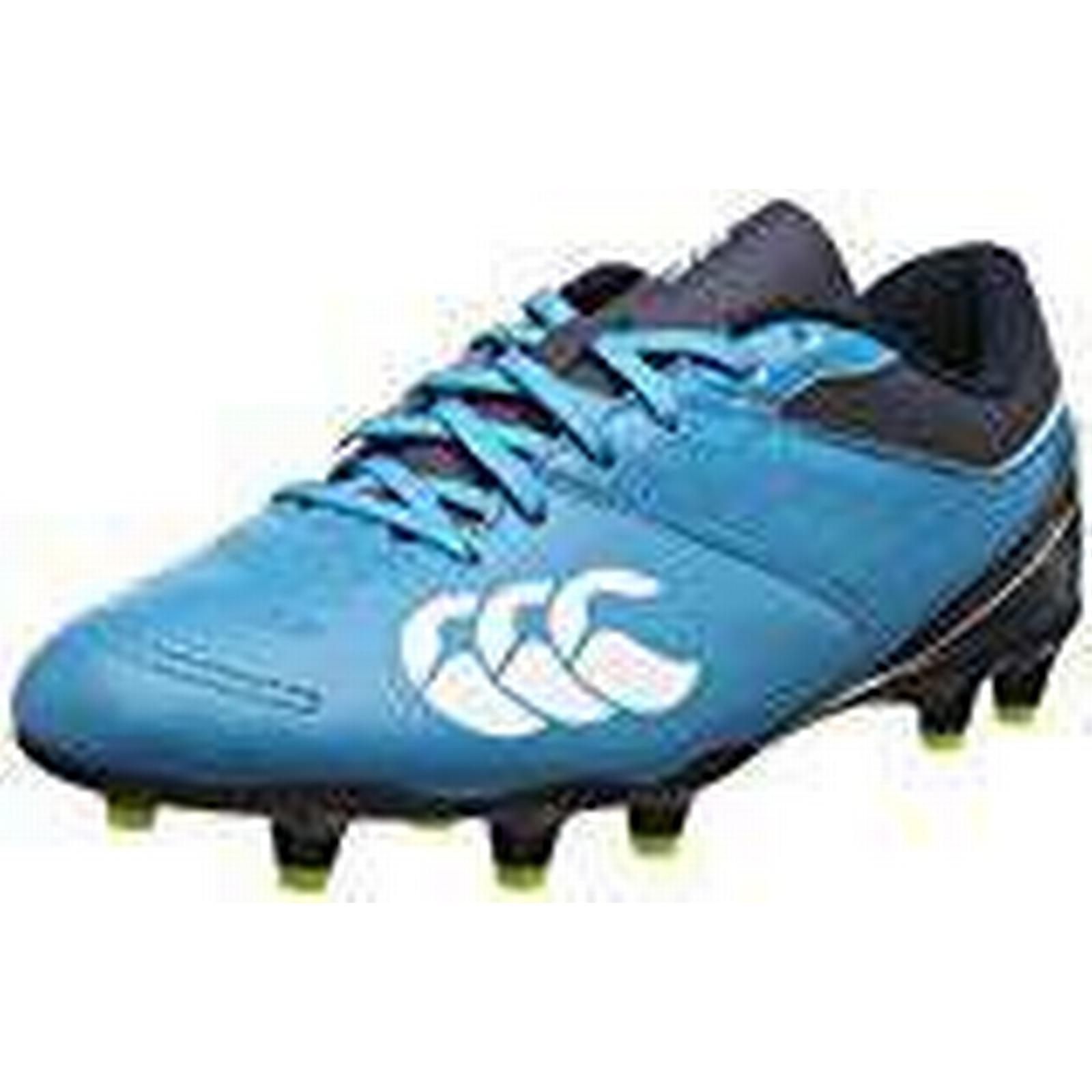 Canterbury Men's Phoenix 2.0 Firm Ground 10 Rugby Boots, Carribean Sea, 10 Ground 45 EU e343a9