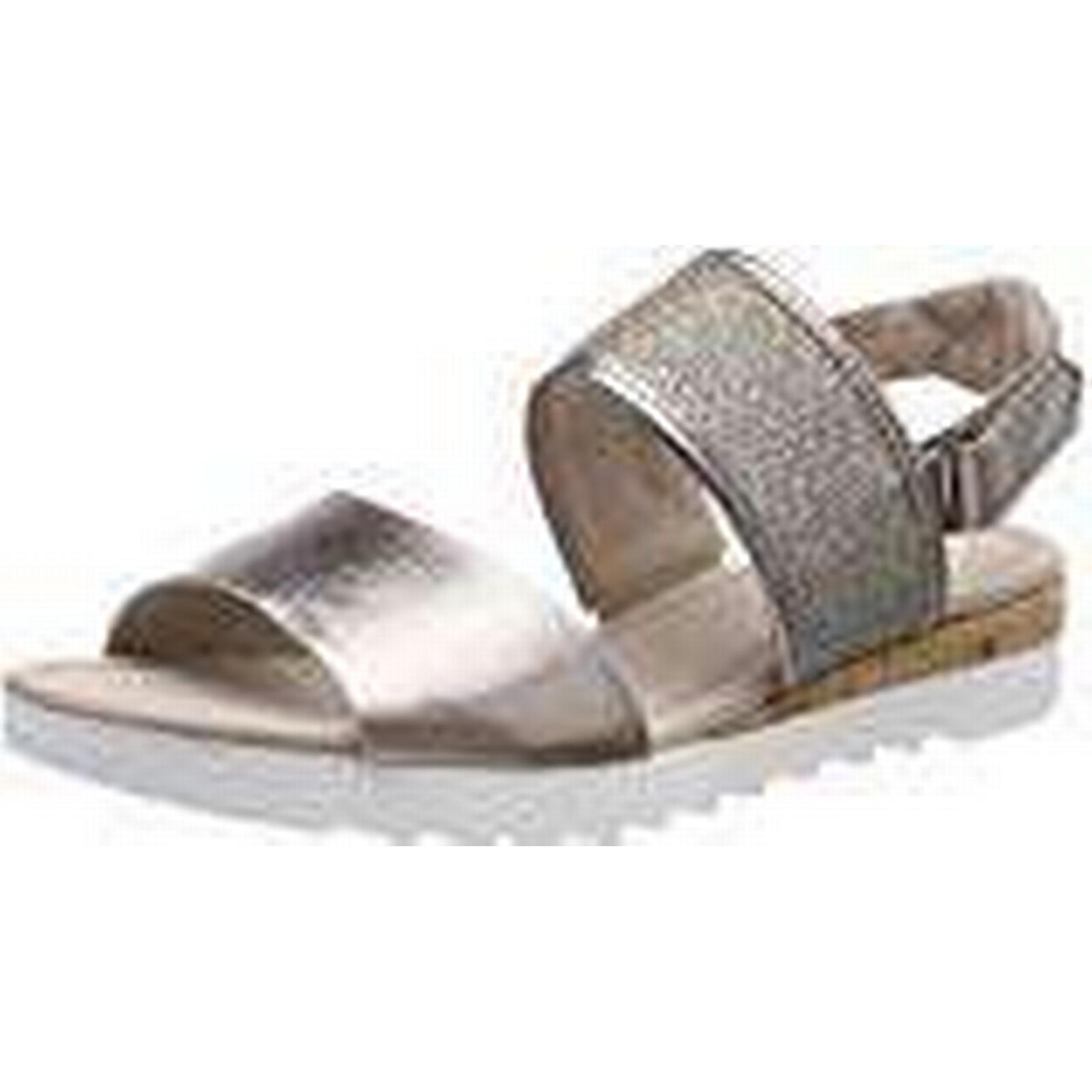 Gabor Shoes Women's Comfort Sport Wedge Heels Sandals, UK Brown (Mutaro Kork), 5.5 UK Sandals, 9a78b0