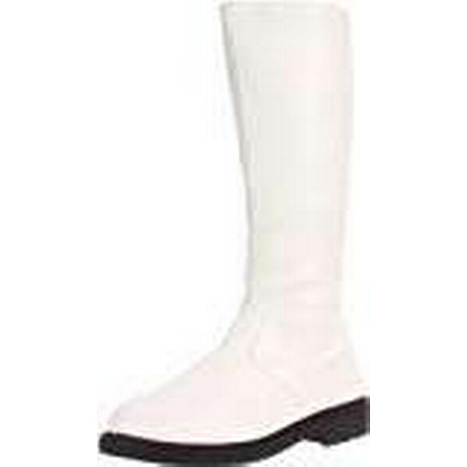Funtasma Men''s Captain-100 Boots, White EU (Wht Pu), L 44/45 EU White 212325