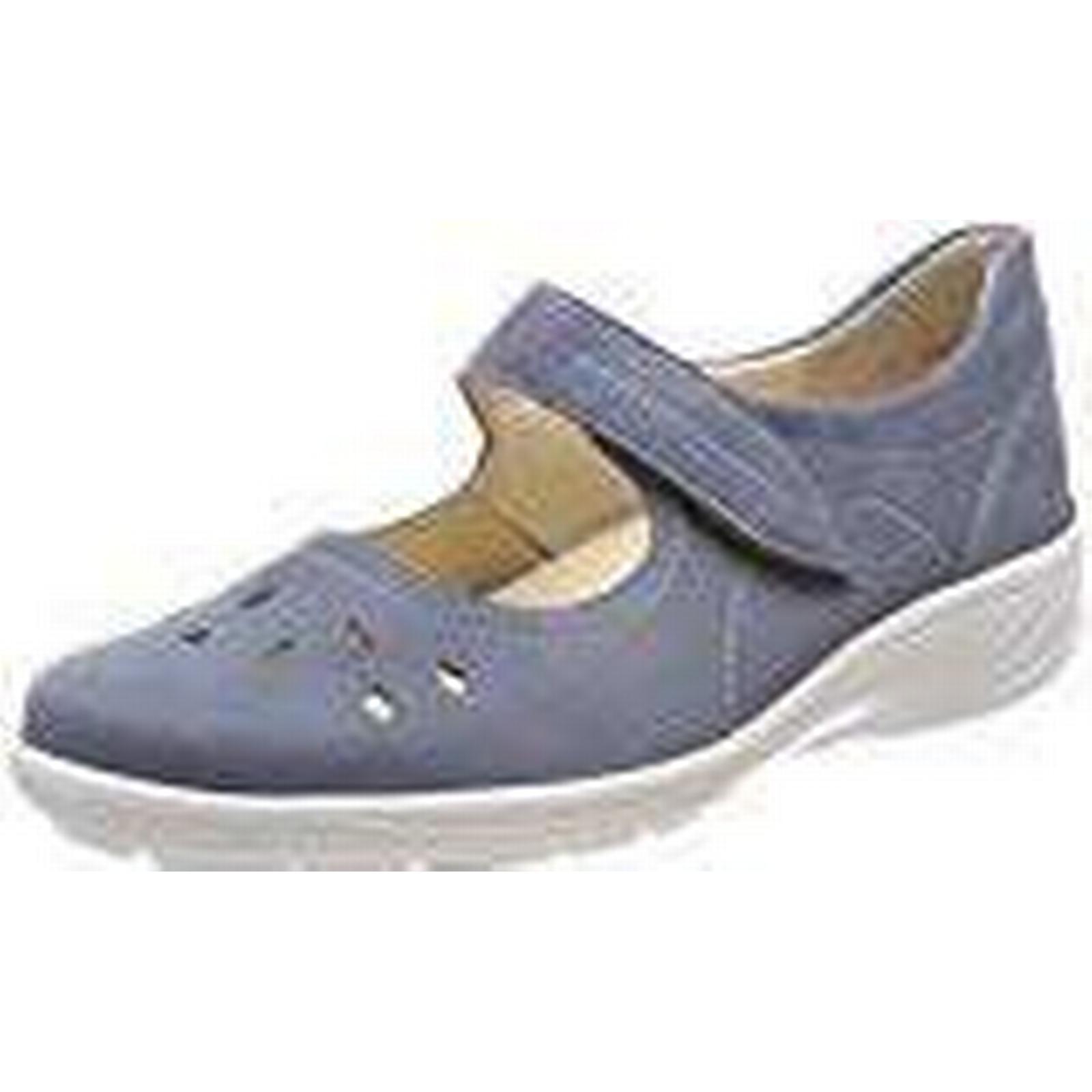 Semler Women''s Birgit Mary Jane, Blue 7.5 (Navy 075), 7.5 UK 7.5 Blue UK 0c3fb7